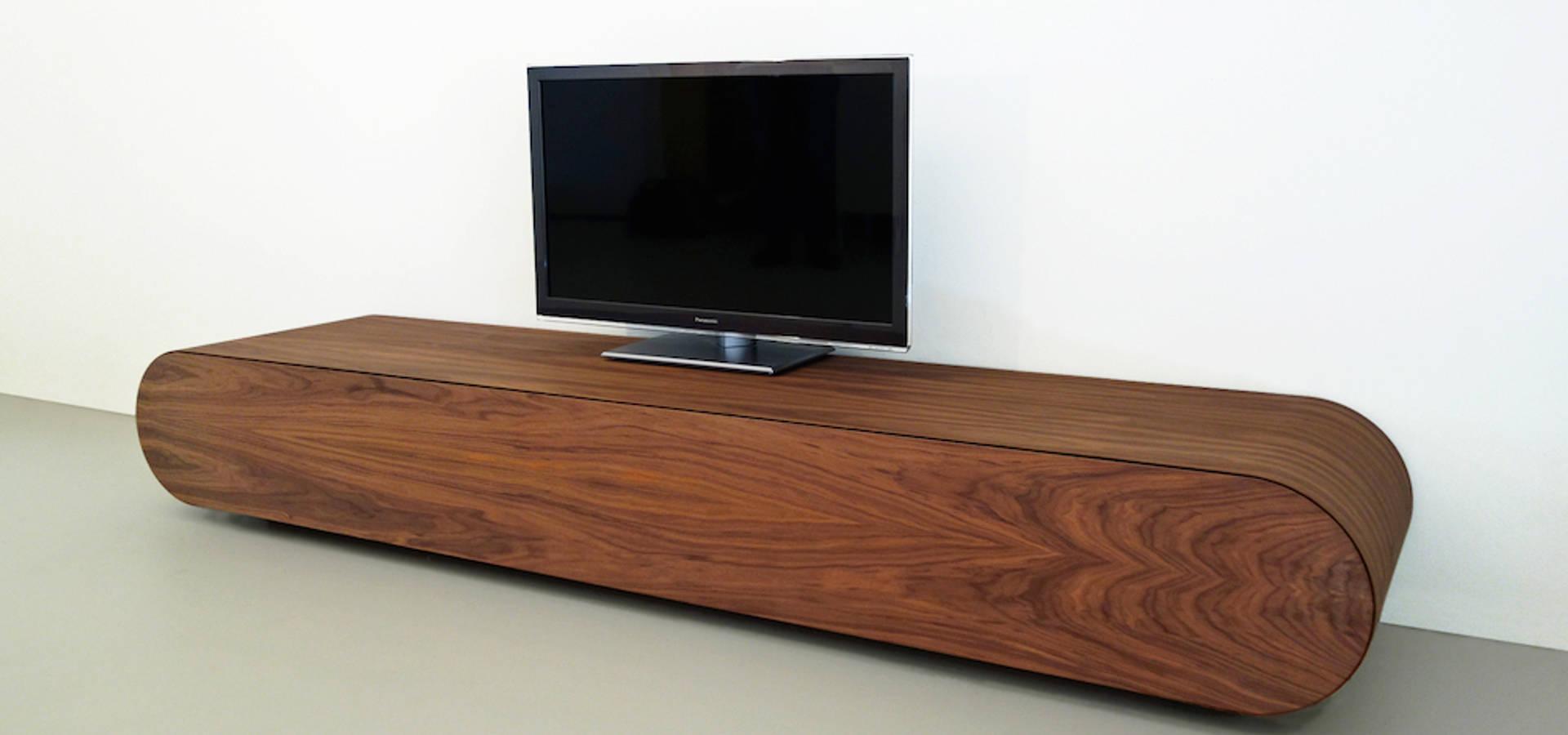 Tv Meubel Design.Tv Meubel Pure Door Rknl Homify