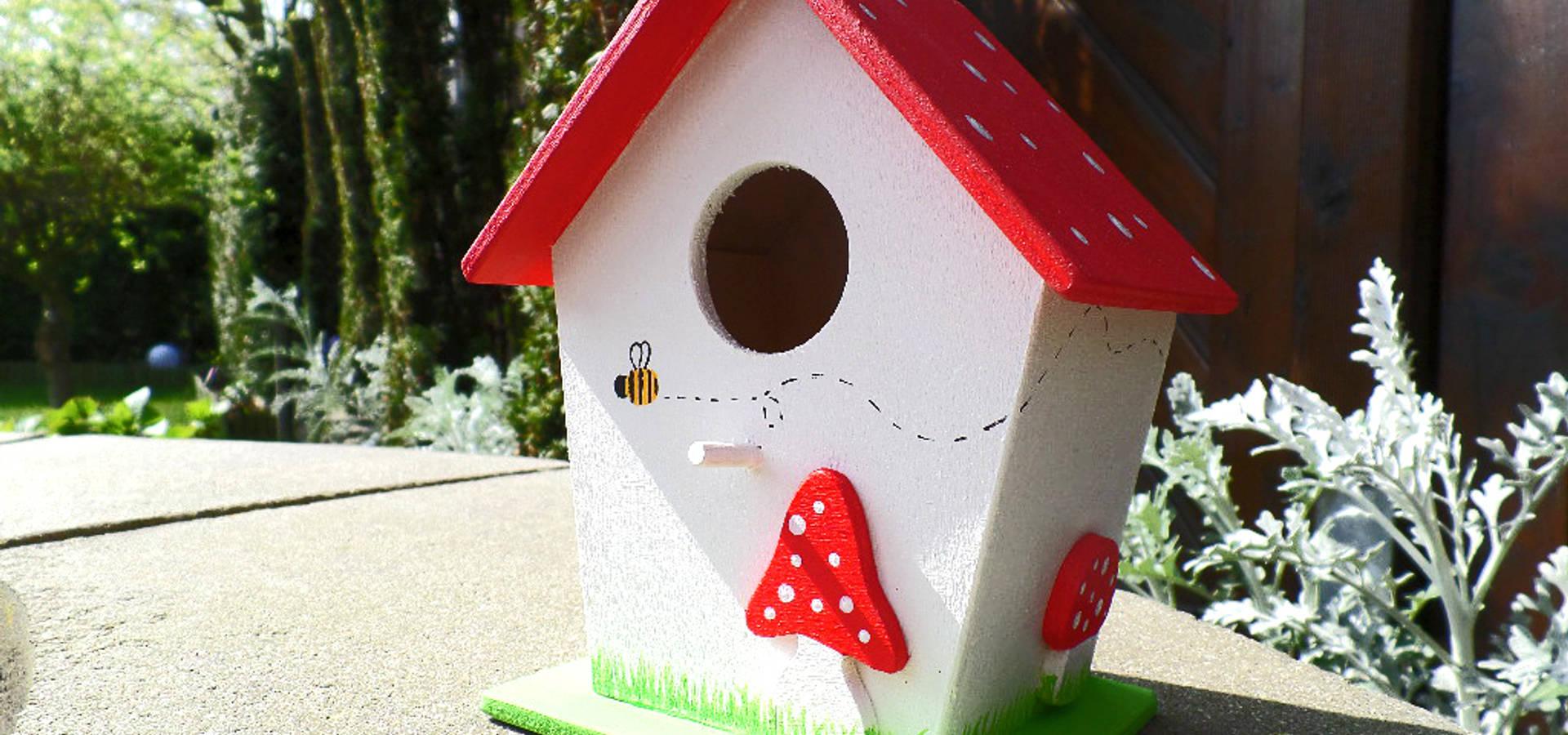 Die kleine Holzhütte