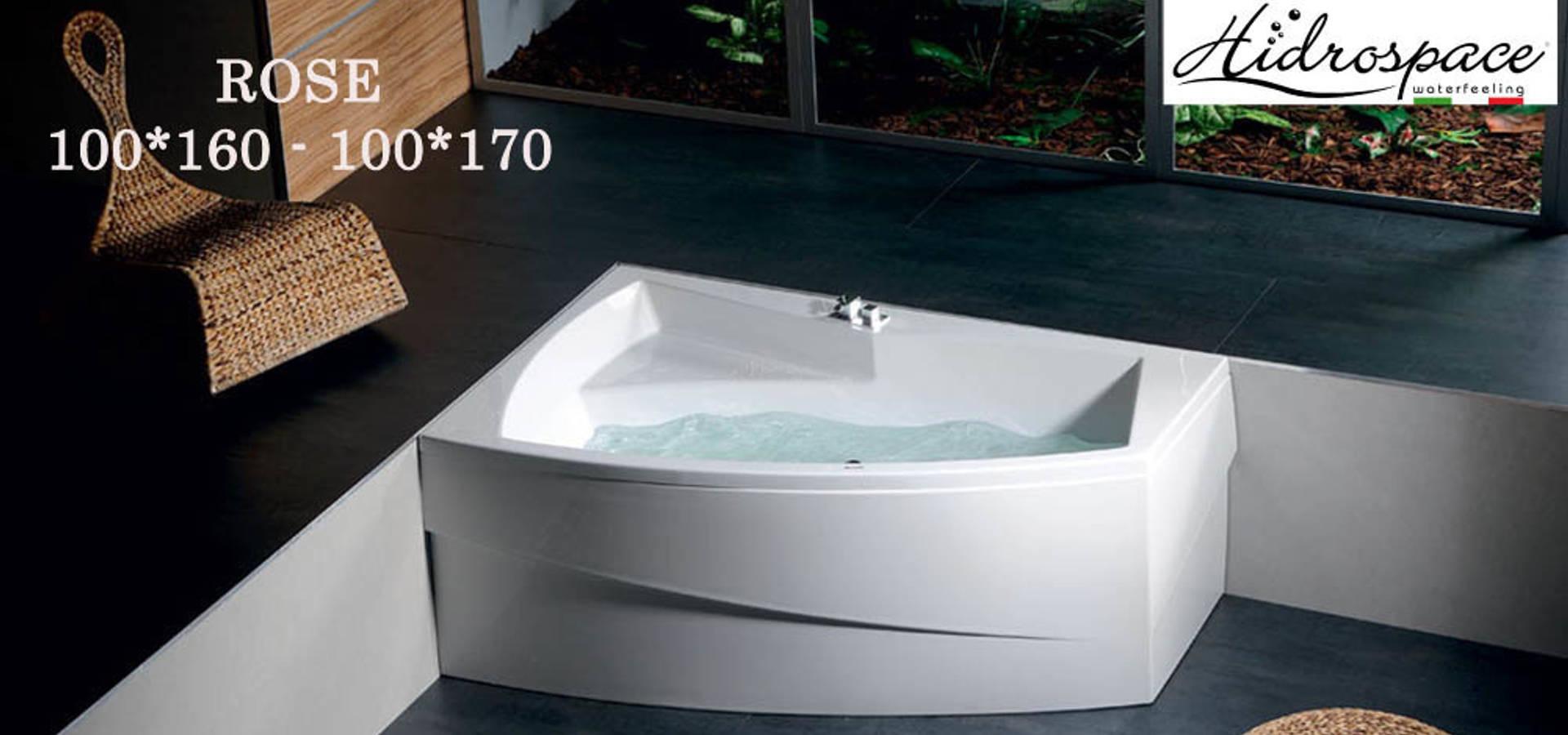 Vasche da bagno vasche idromassaggio by hidrospace homify - Vasche da bagno rotonde ...