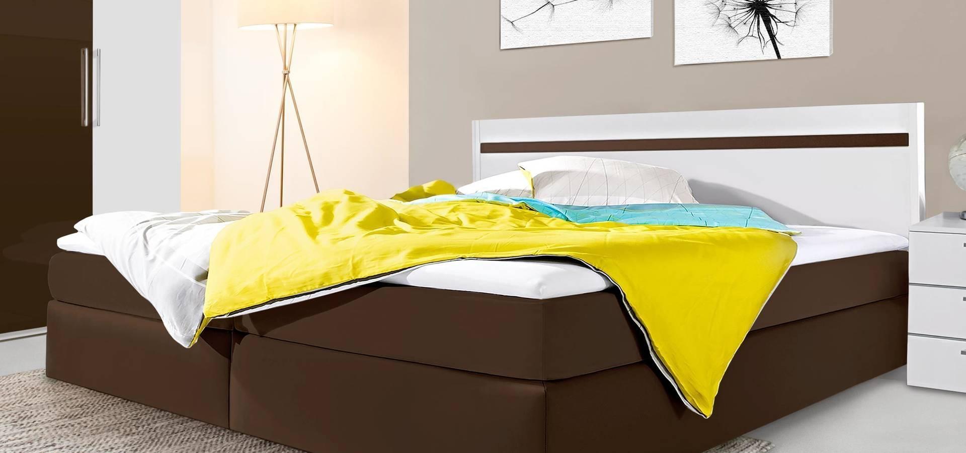 polsterbetten und boxspringbetten de m bel trend gmbh homify. Black Bedroom Furniture Sets. Home Design Ideas