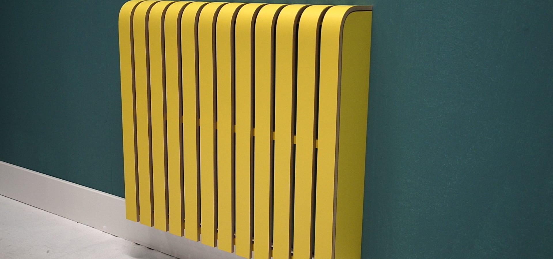 Cool Radiators? It's Covered!