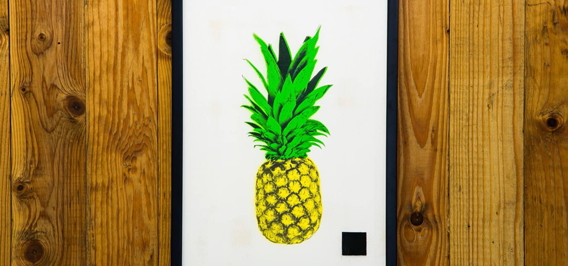 I Print Pineapples