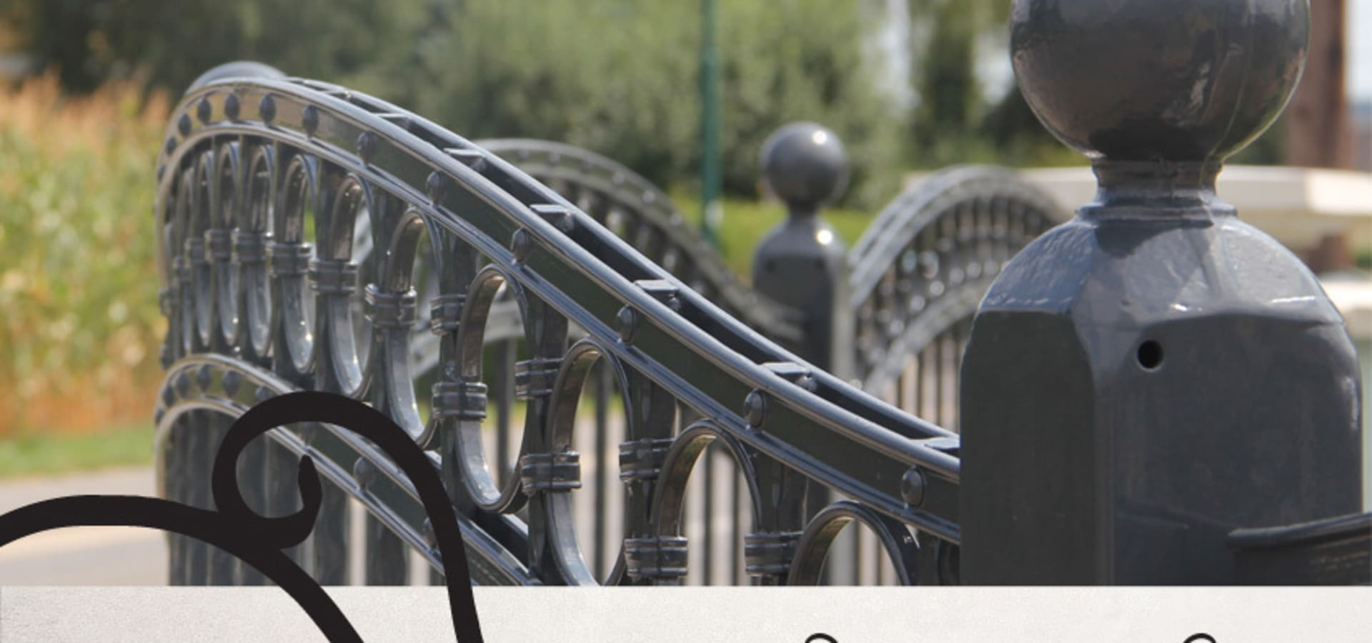 Zaunsystem – Schmiedeeisen Hersteller
