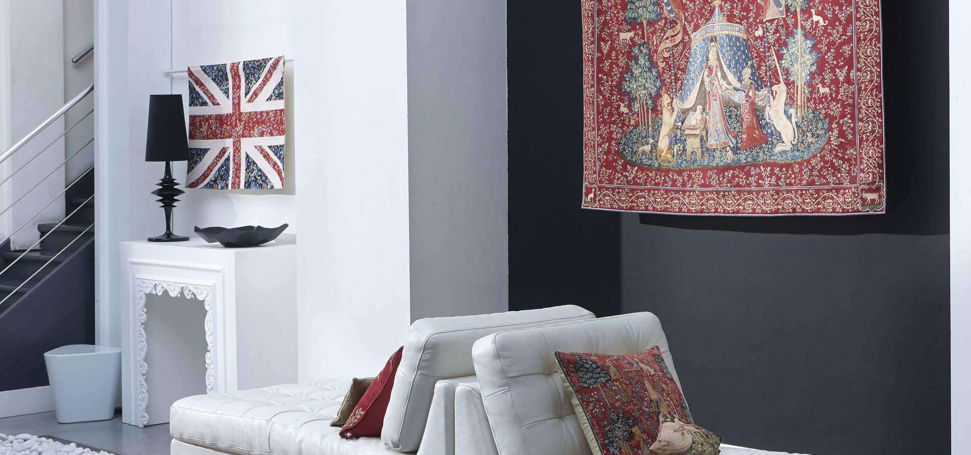 tissage art de lys textiles upholstery in lys lez lannoy homify. Black Bedroom Furniture Sets. Home Design Ideas