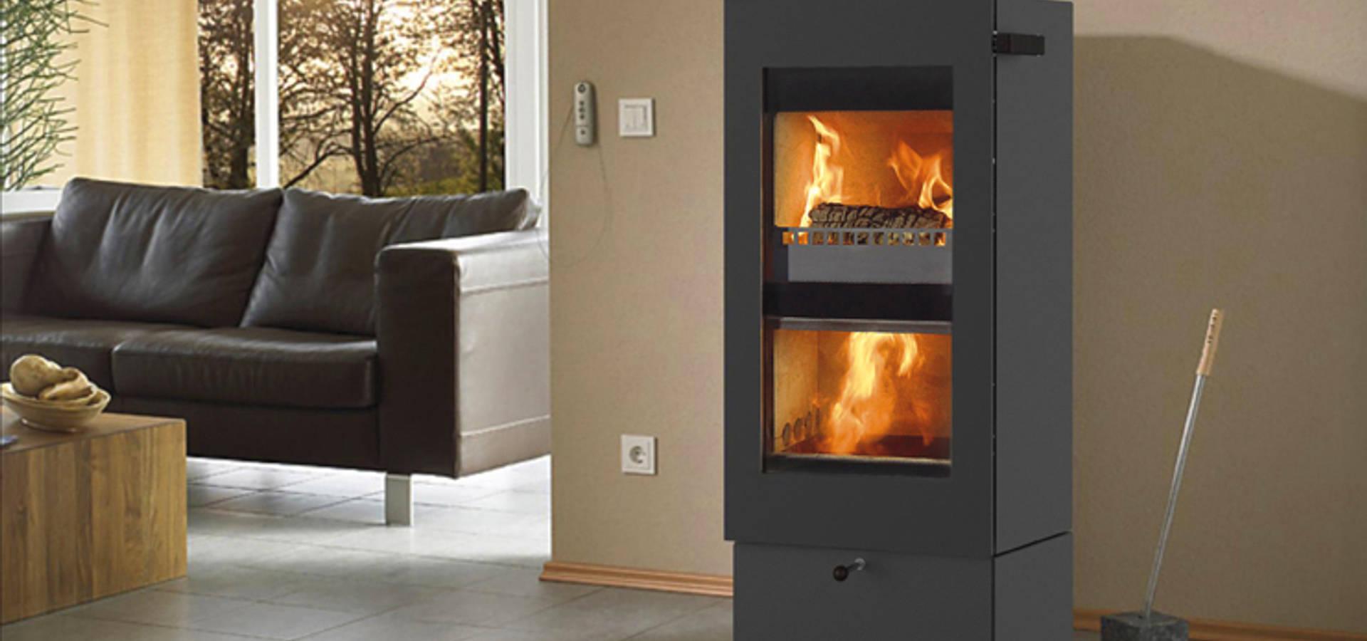 xeoos kaminofen twinfire von kaminstudio francois homify. Black Bedroom Furniture Sets. Home Design Ideas