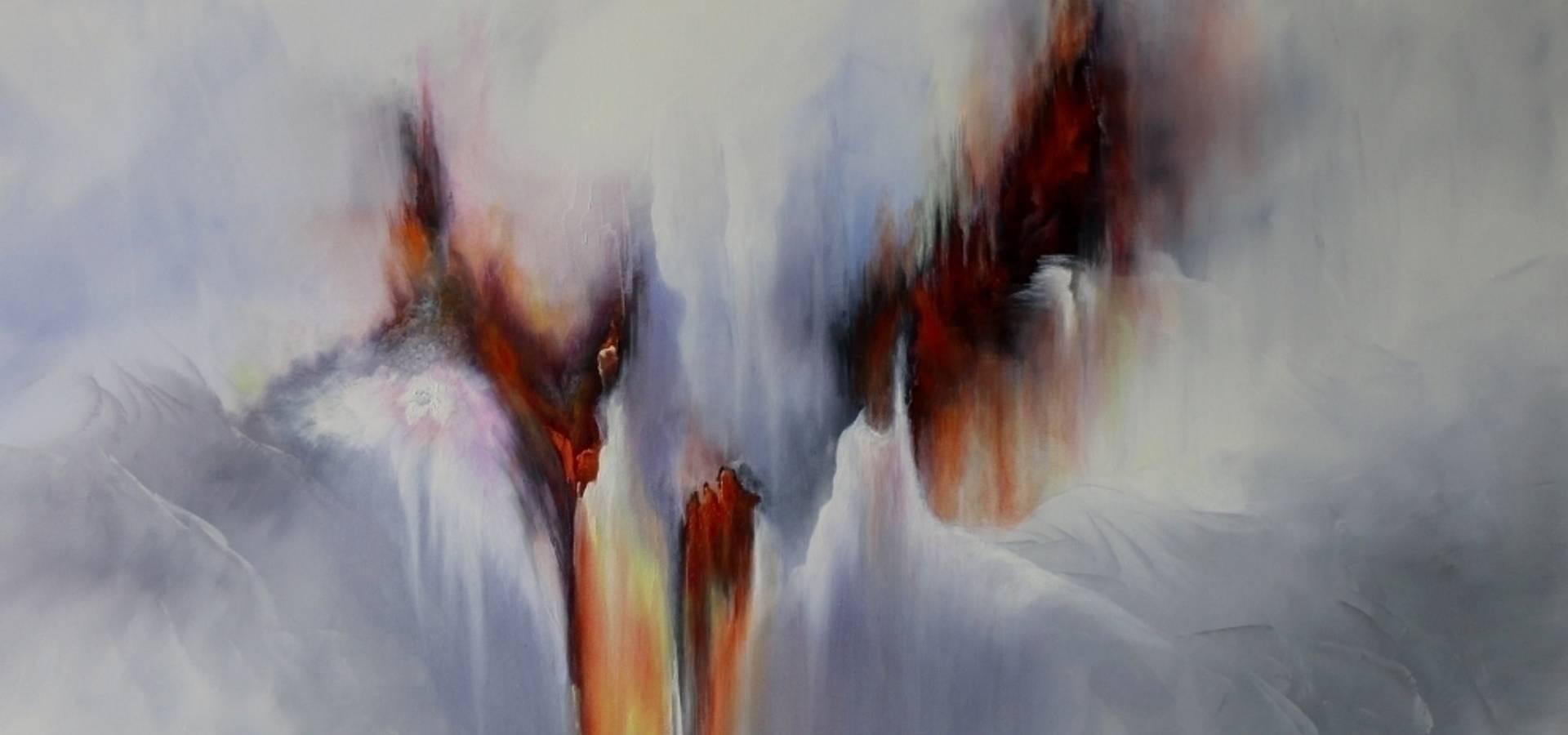 Atelier galerie de l 39 artiste peintre nadine bertulessi artistes artisans morestel sur homify - Auto entrepreneur artiste peintre ...