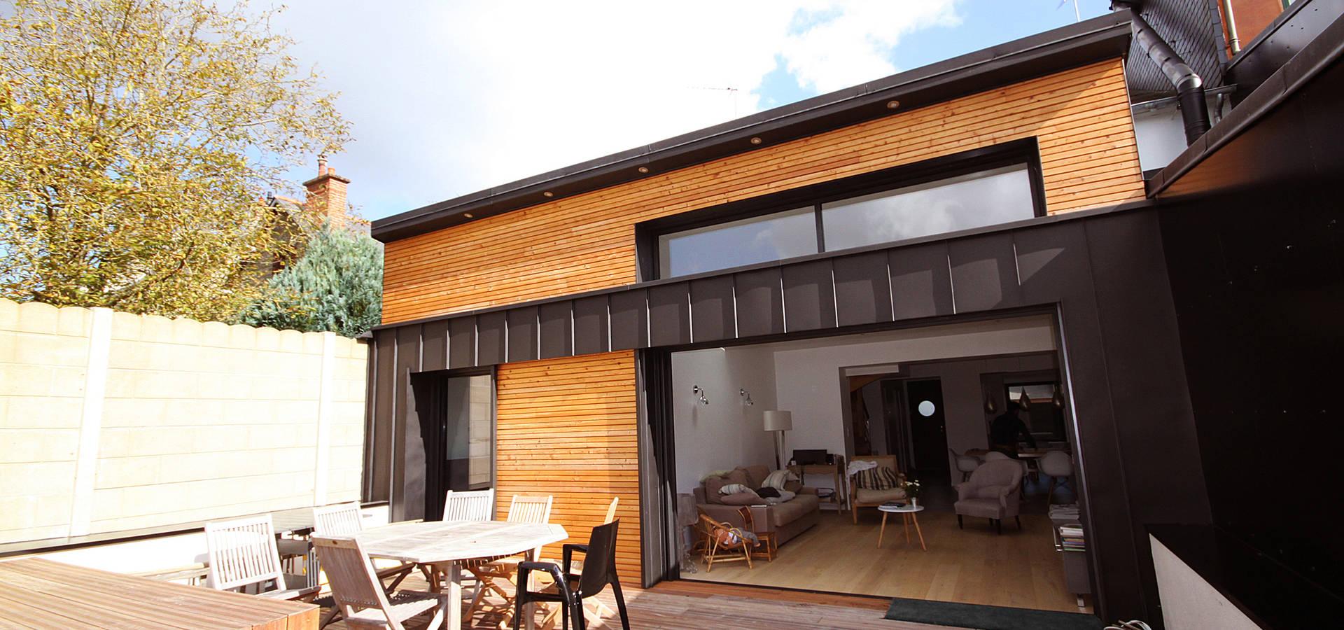 franck labbay architecte architectes carnac sur homify. Black Bedroom Furniture Sets. Home Design Ideas