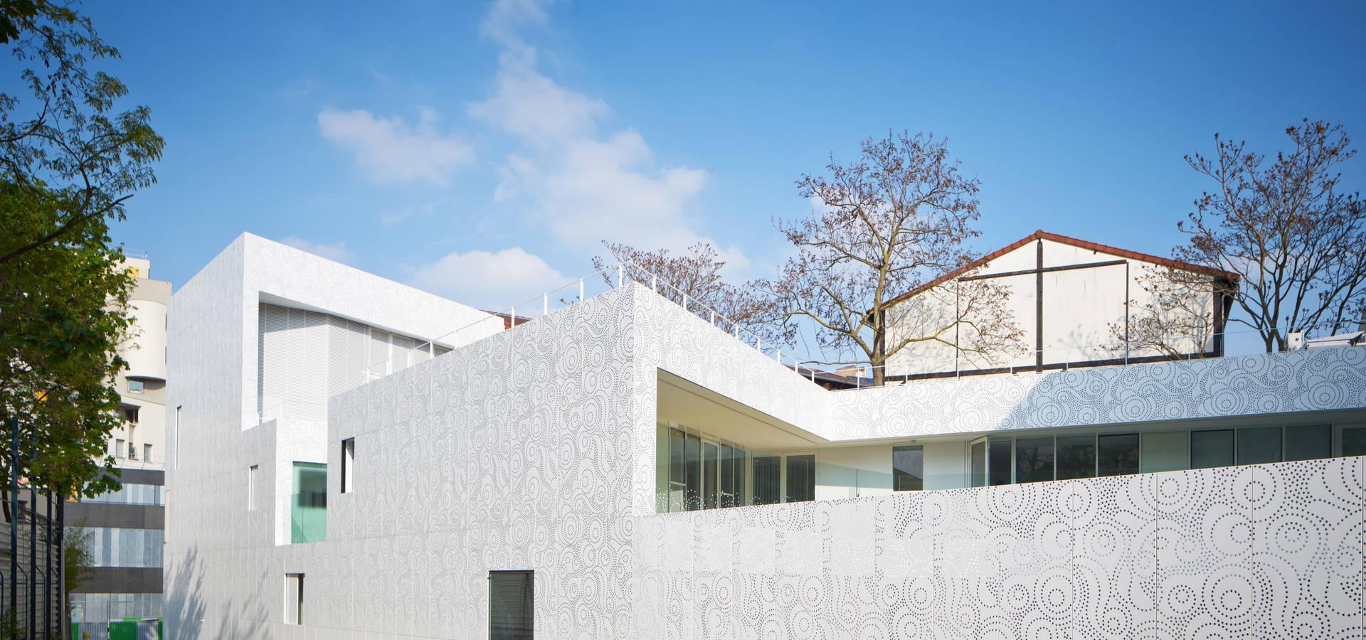 145 logements fam pmi avenier cornejo architectes et gausa raveau actarquitectura par. Black Bedroom Furniture Sets. Home Design Ideas