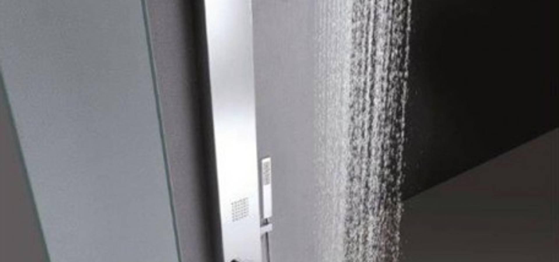 colonne de douche sas