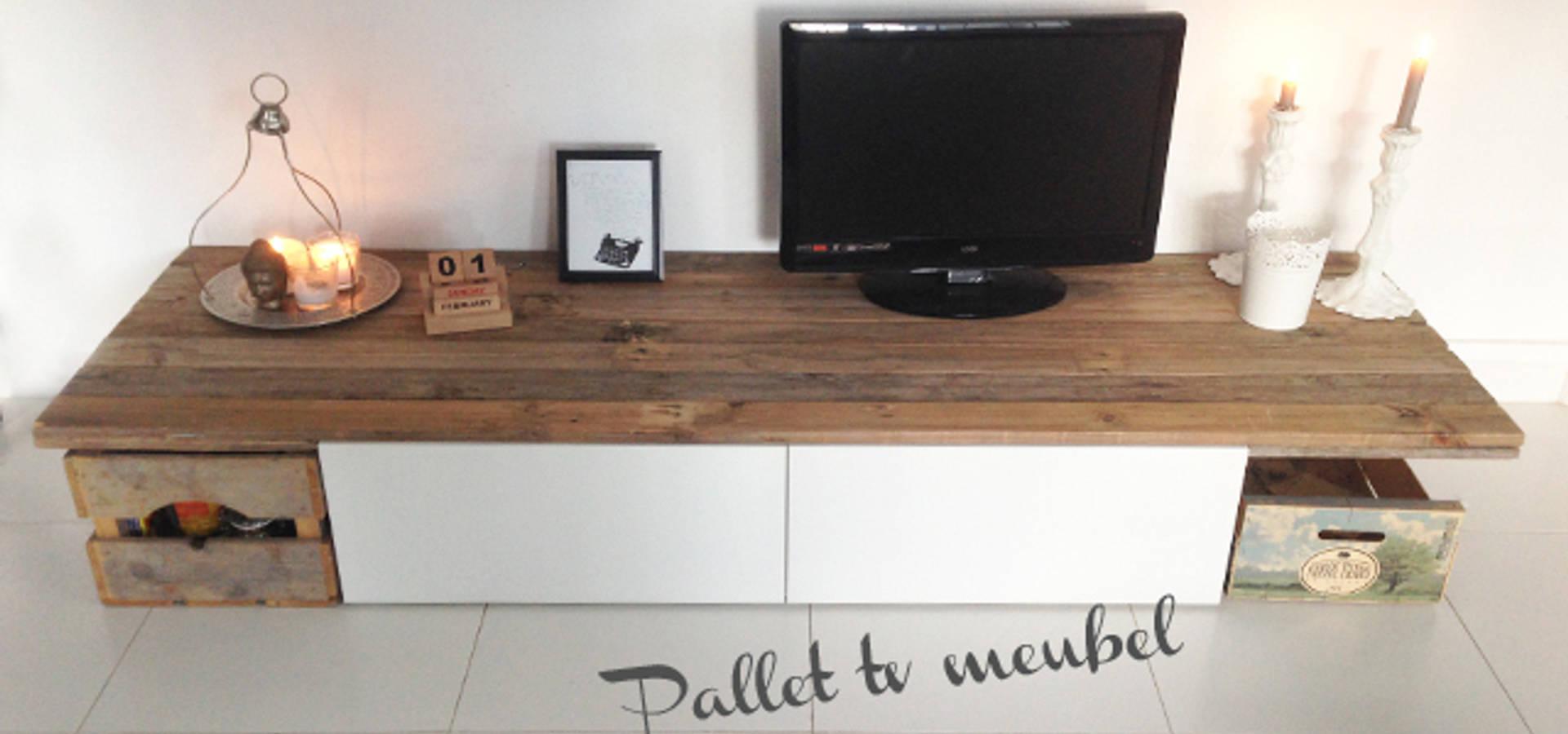 pallet meubels door jussi megens online media homify. Black Bedroom Furniture Sets. Home Design Ideas