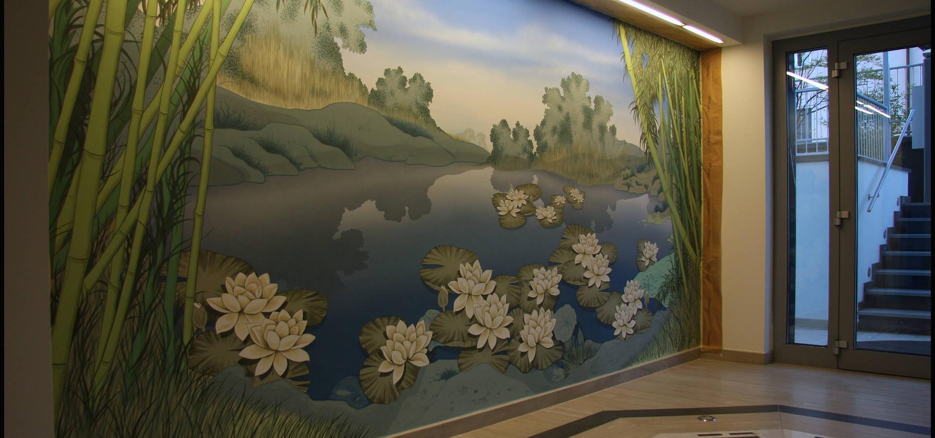 Decorazioni Camera Da Letto decorazione camera da letto di tiziano colombo | homify