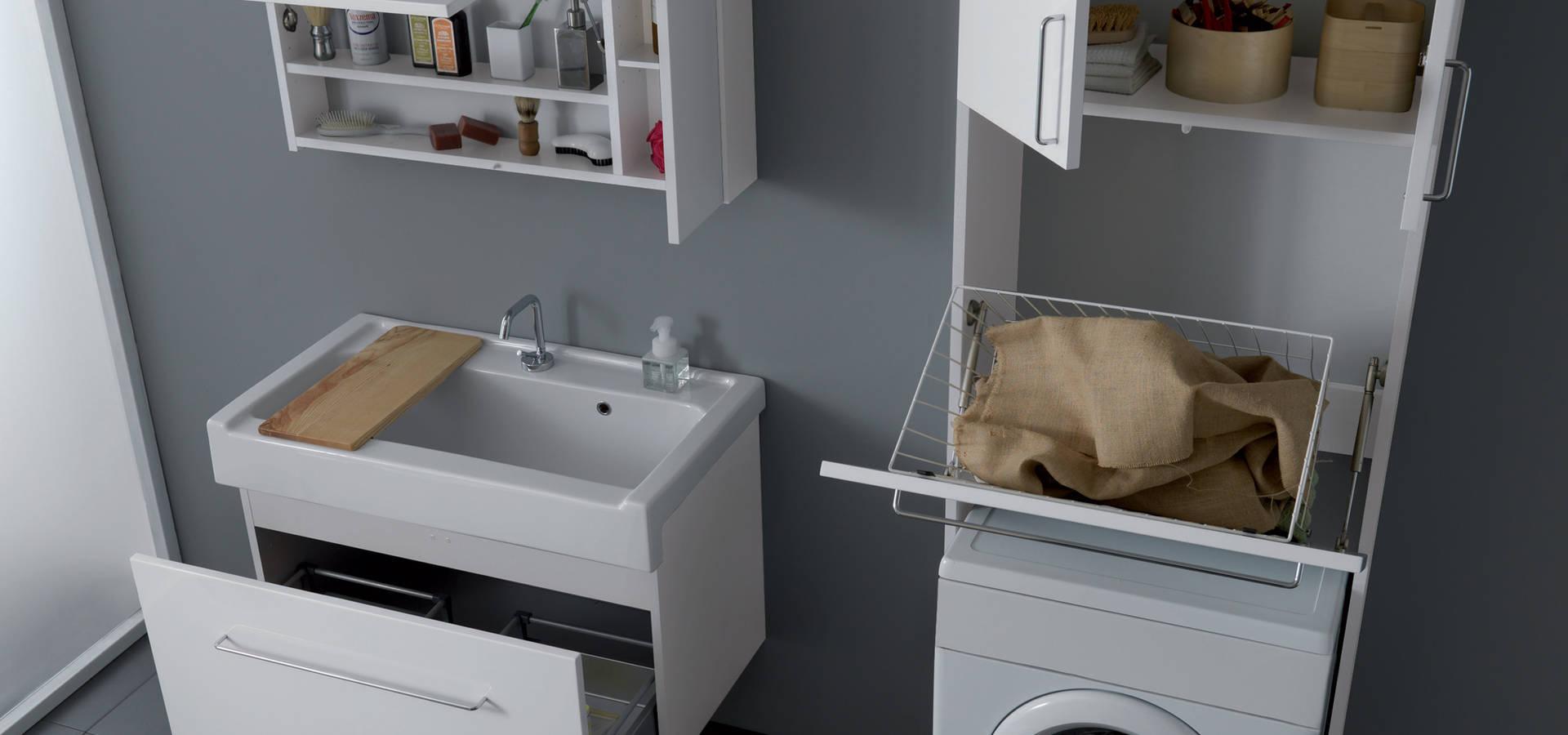 lavarredo di xilon s.r.l. | homify - Xilon Arredo Bagno