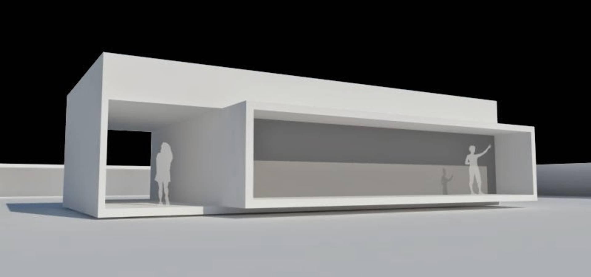 ANGLEZERO Arquitectura