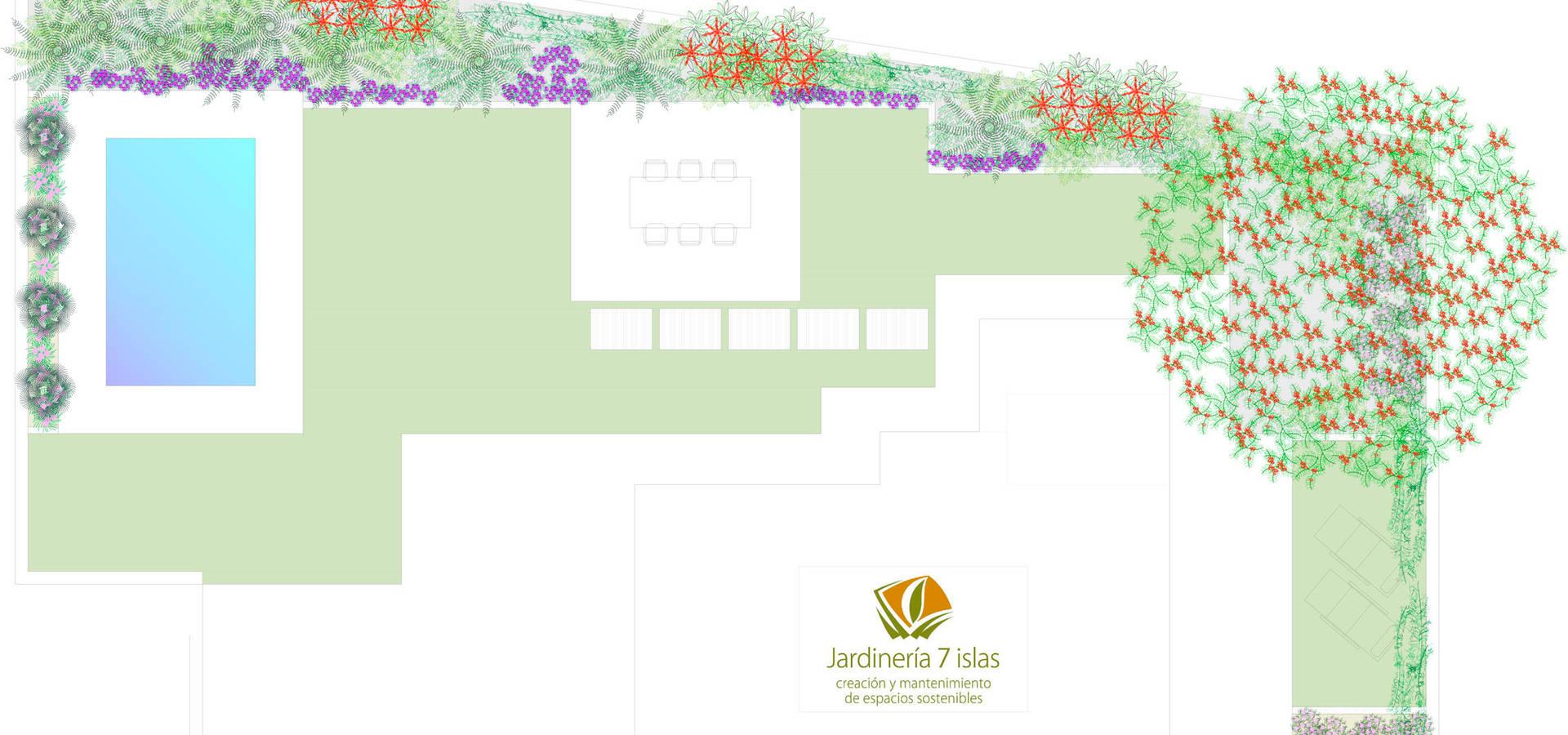 Jardineria 7 islas
