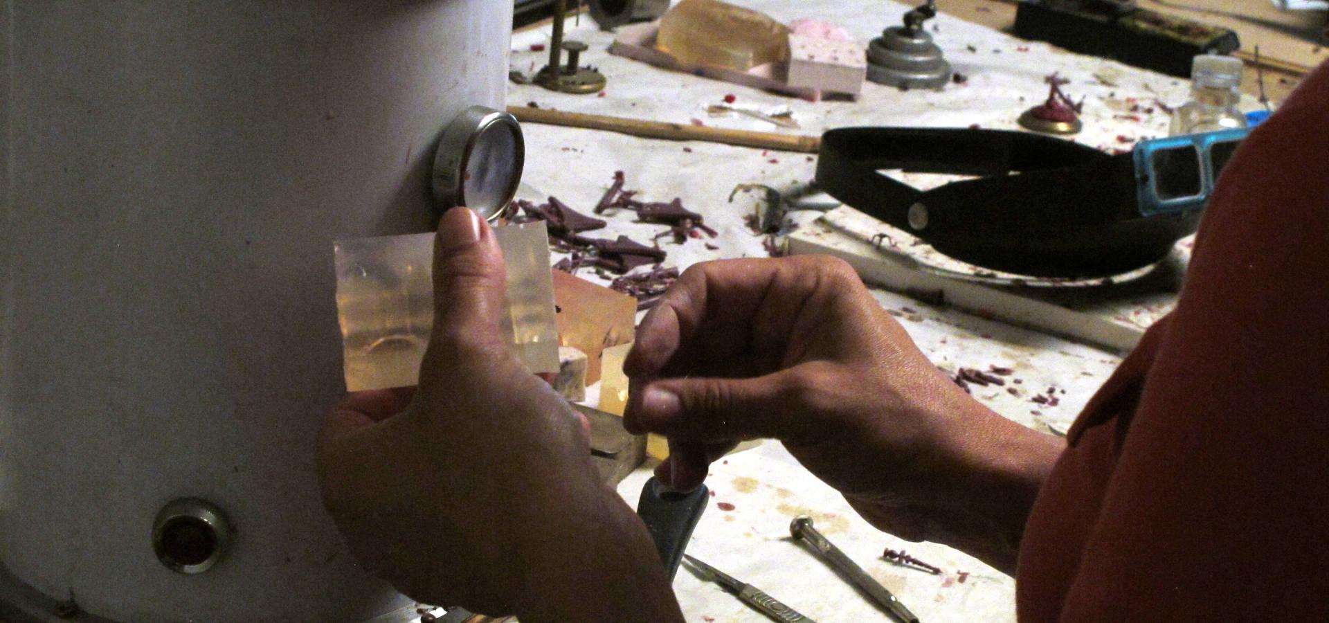 Les miniatures de l'once d'art – Timée sarl