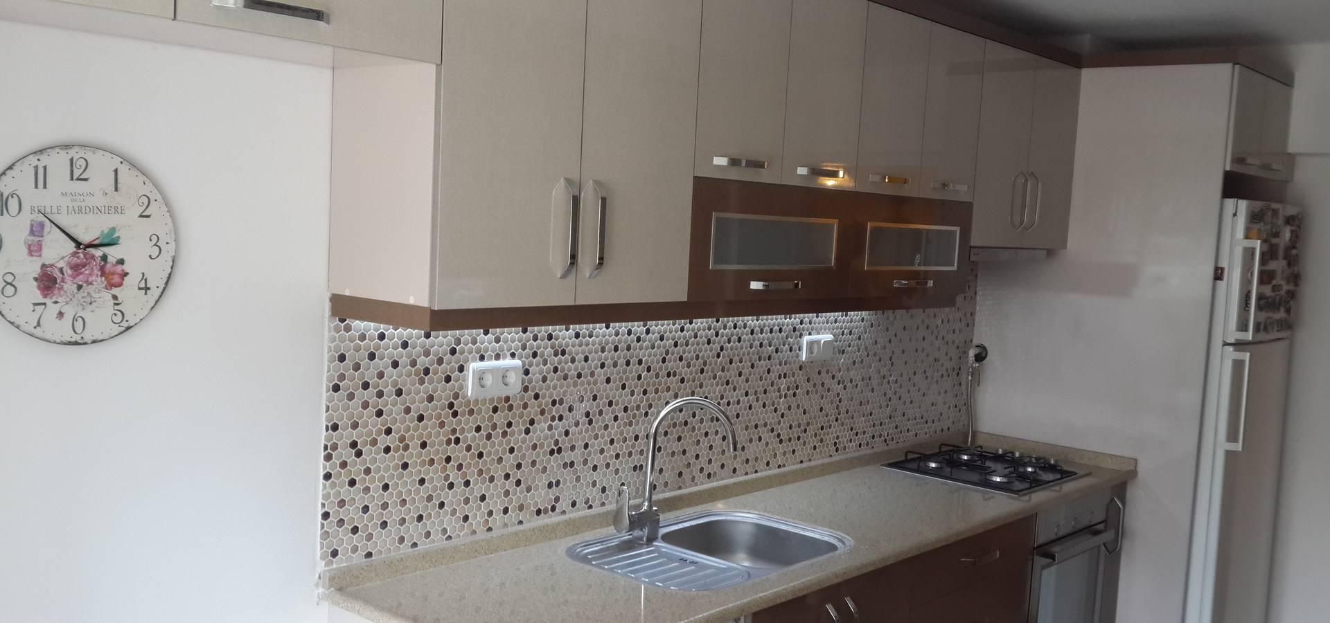 izmir mutfak dekorasyon