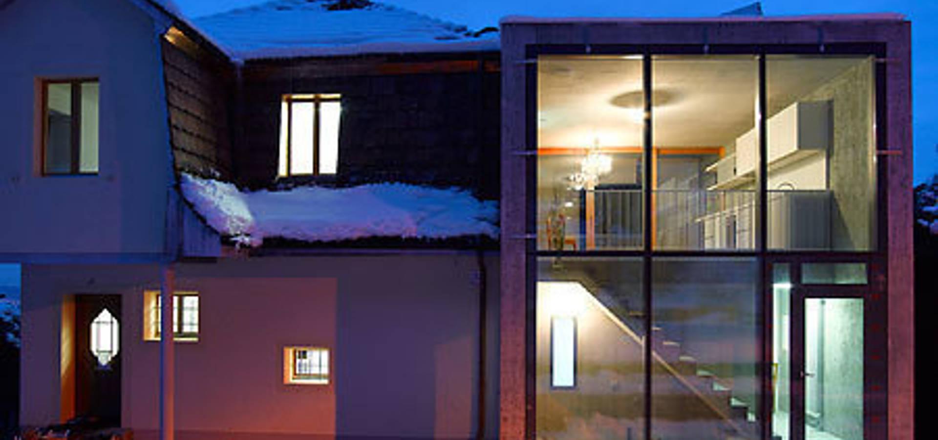 erweiterung und umnutzung wohnhaus biel von sim architekten gmbh homify. Black Bedroom Furniture Sets. Home Design Ideas