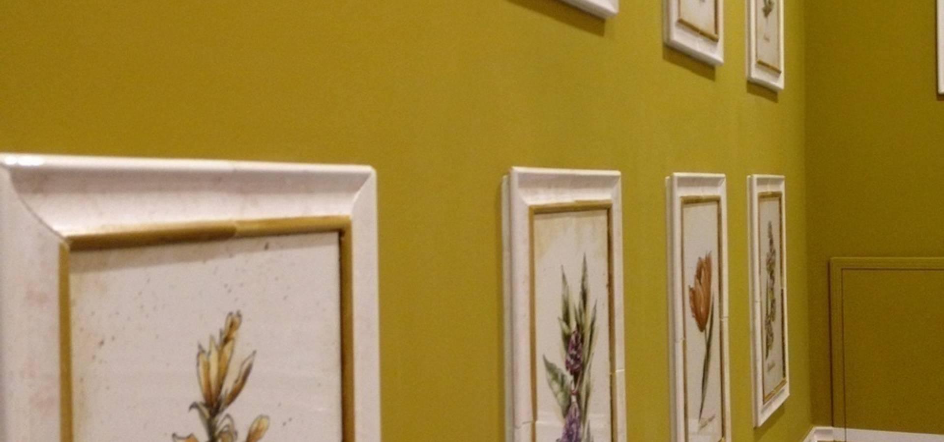 Мастерская росписи по фарфору и керамической плитке АртФлёра