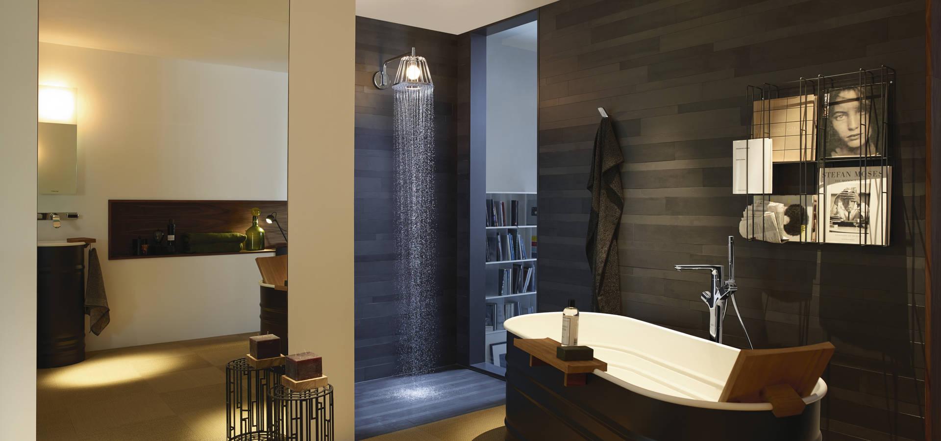 Espace aubade salle de bains moderne par espace aubade for Devis salle de bain aubade