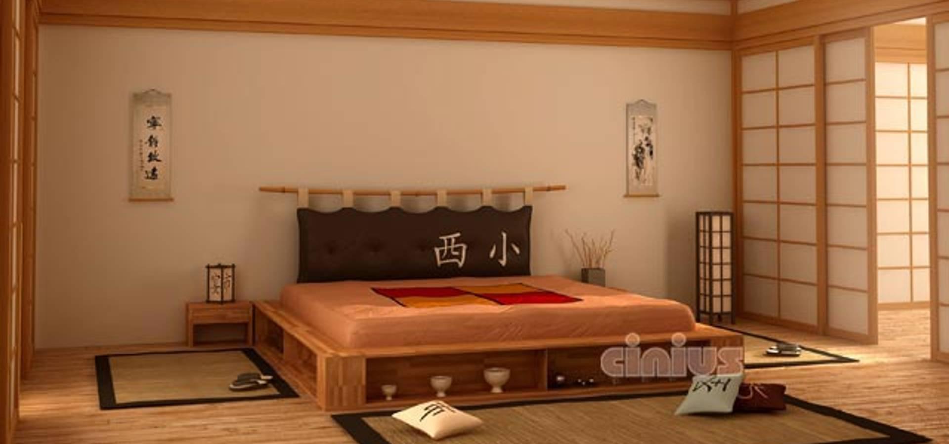 Interior design come arredare con mobili giapponesi di for Mobili di design d occasione