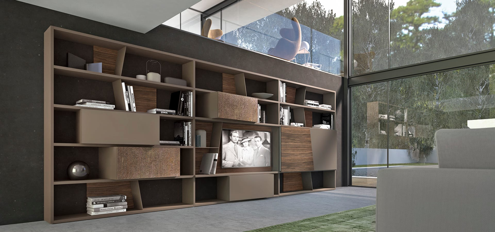 Inclinart di presotto industrie mobili spa homify for Www presotto it