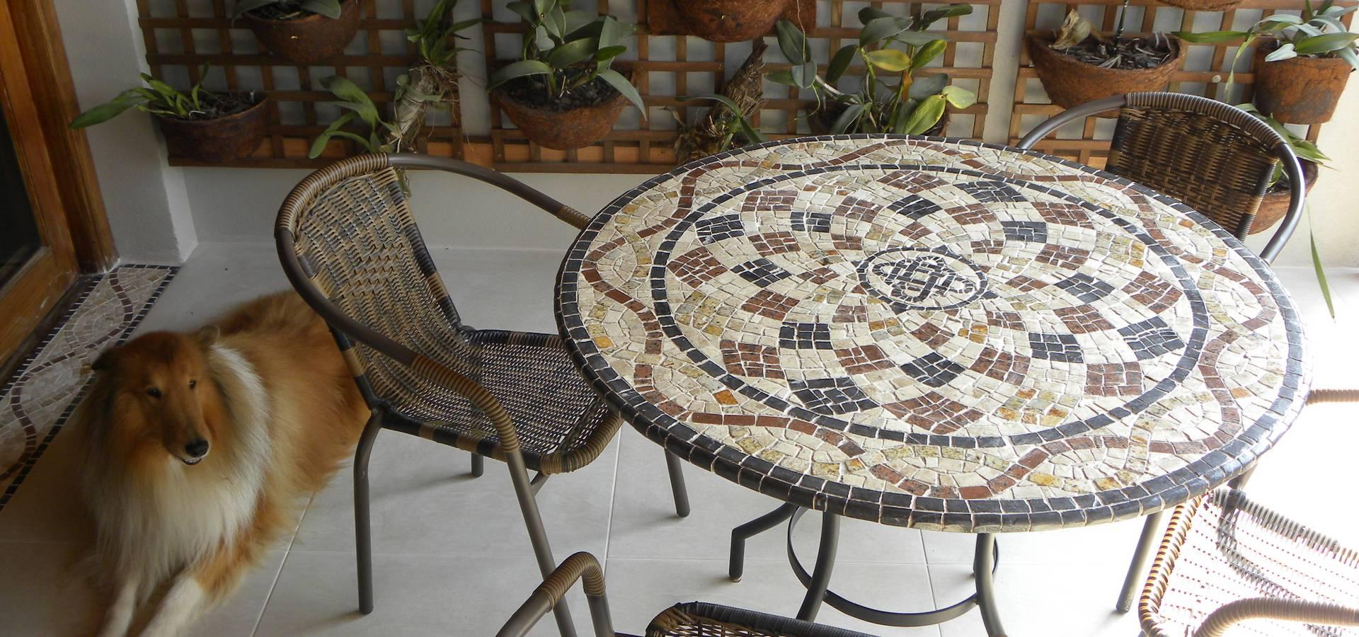 Mosaico Leonardo Posenato