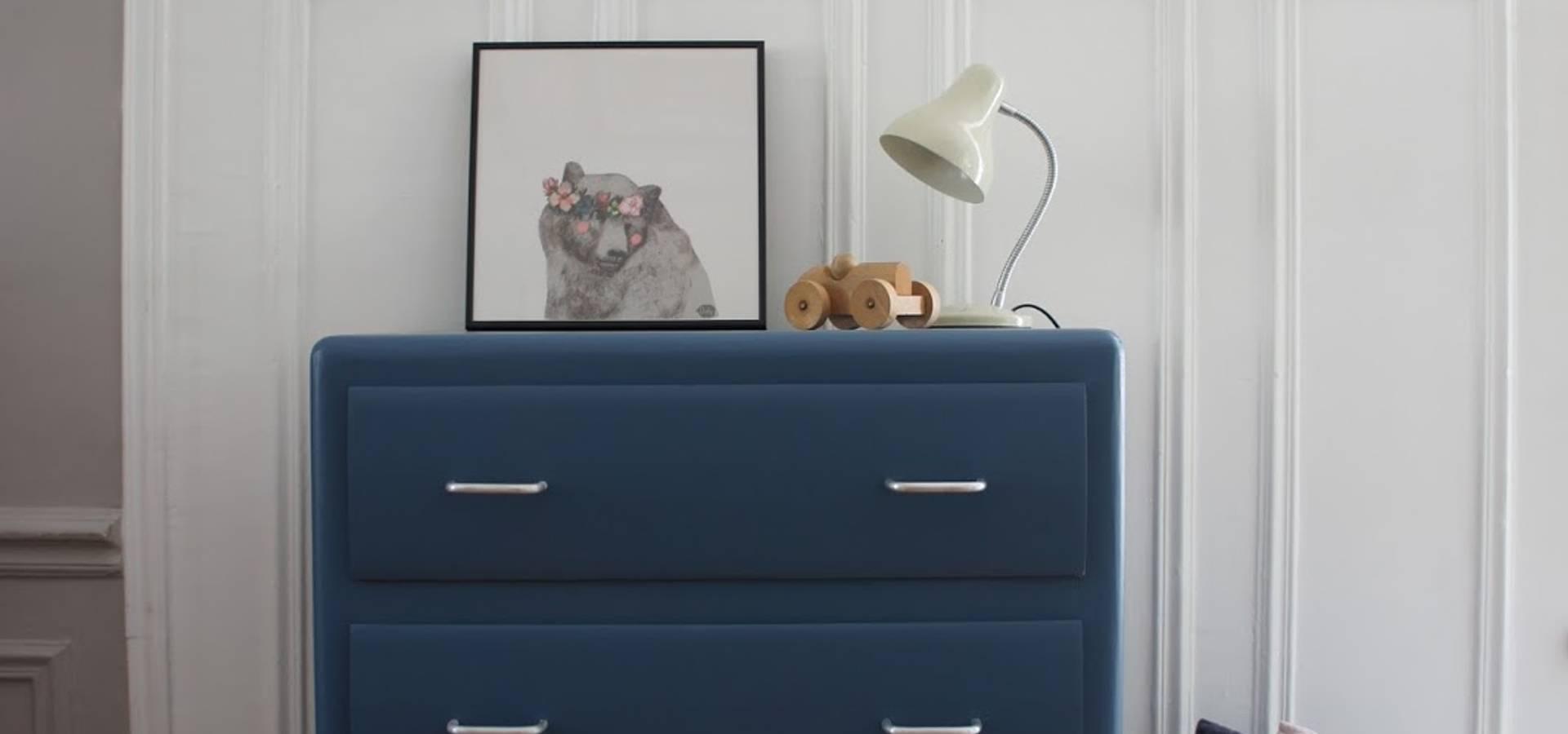 la commode pieds compas de atelier petit toit homify. Black Bedroom Furniture Sets. Home Design Ideas