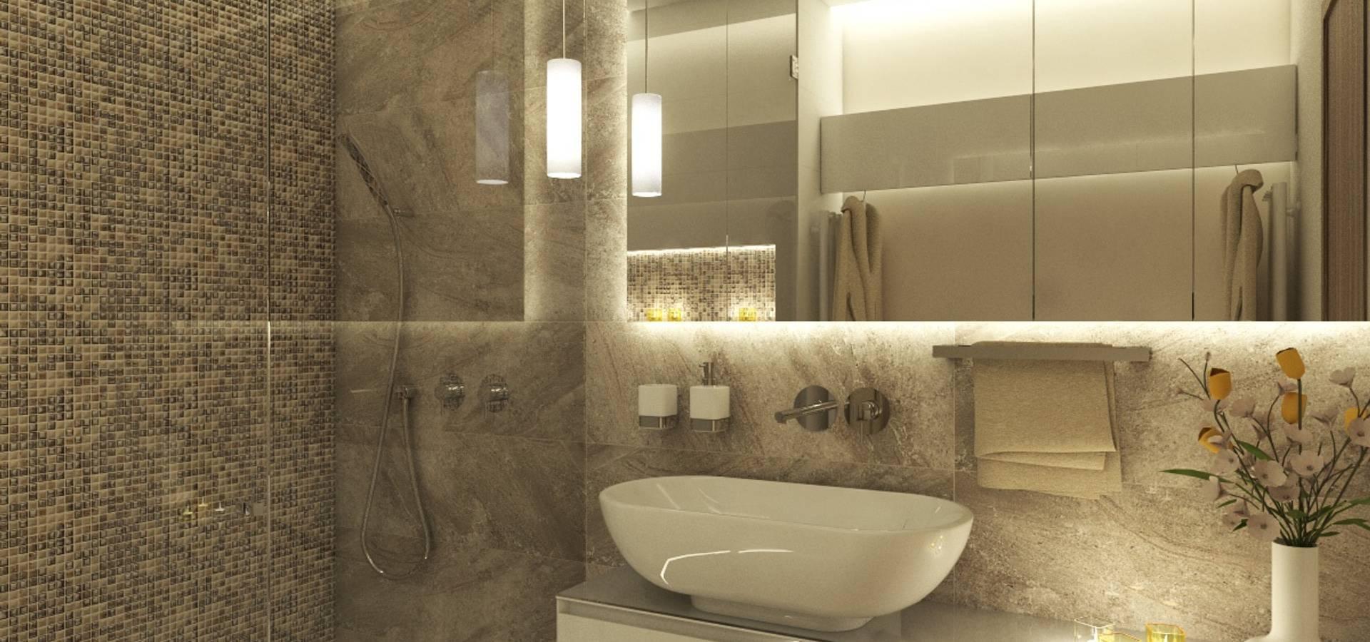 Natur- Badezimmer FUJI von Perfecto design | homify