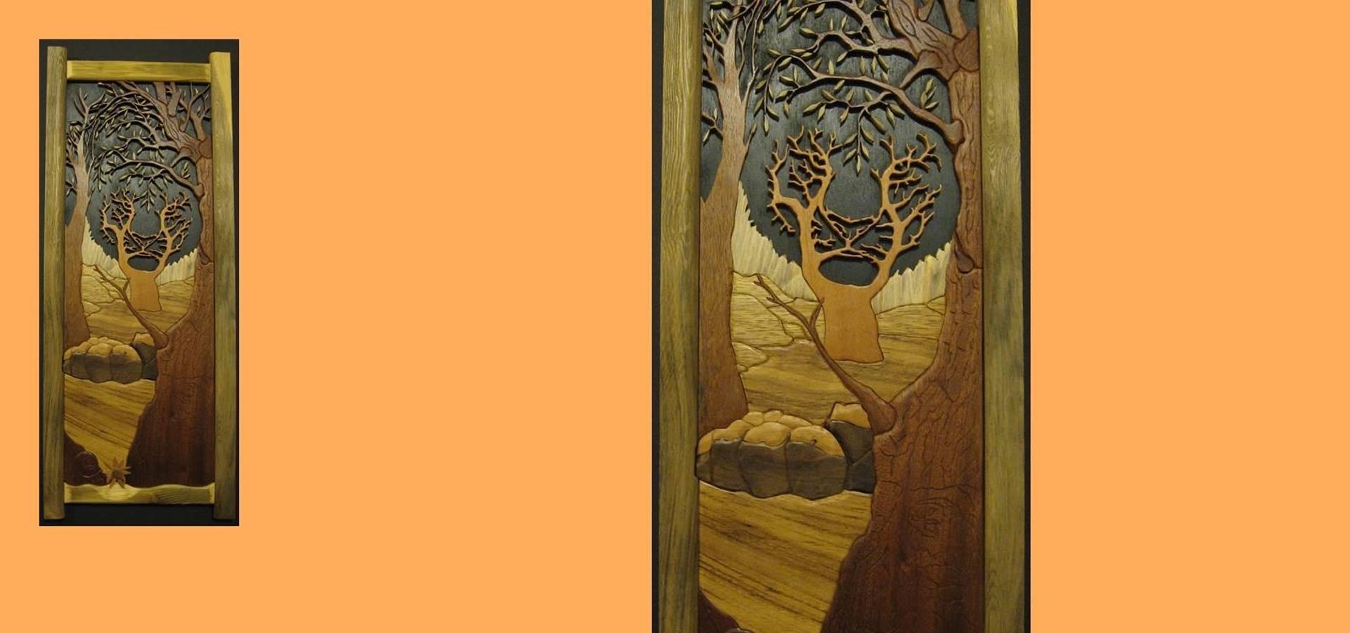 Anatolian Wood Art