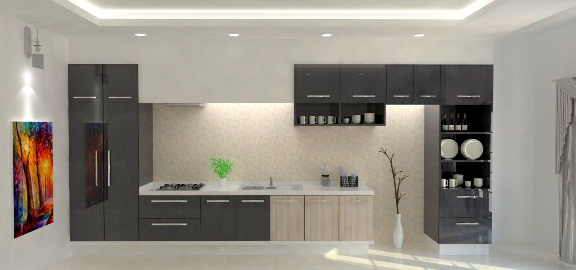 india commercial luxury interior in to noida top enlarge click designers