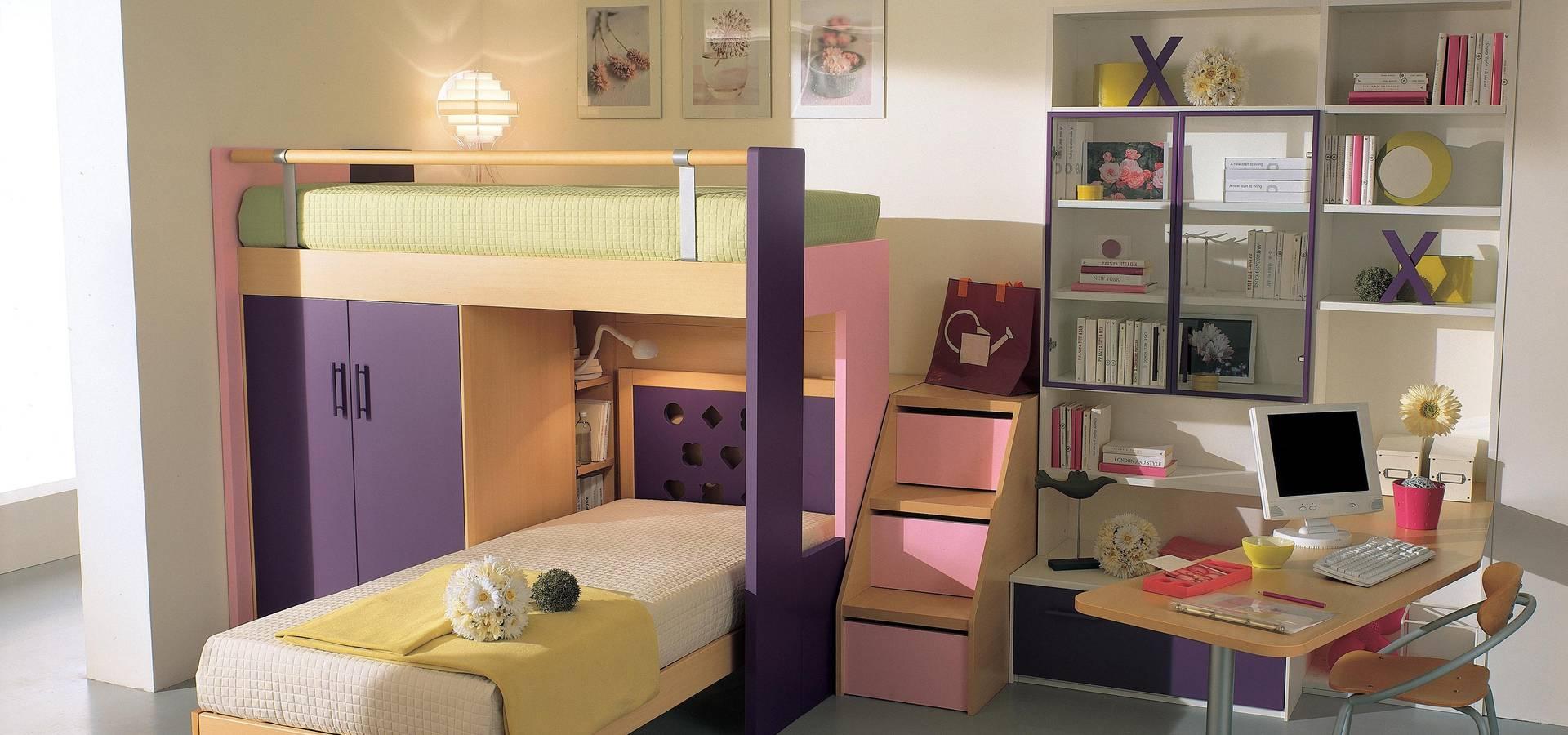 BedRooms Çocuk Odası Tasarımları
