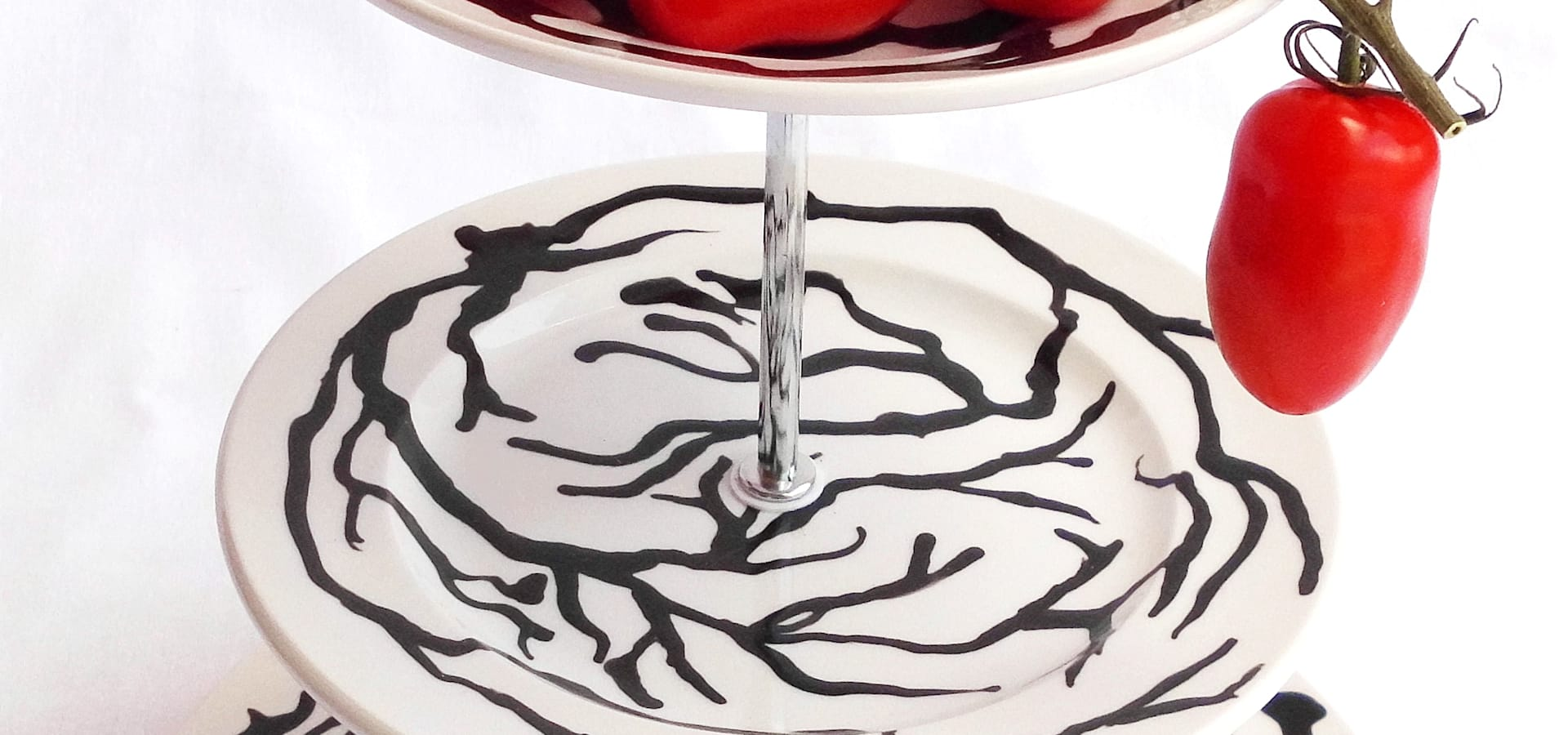 GabiLineBerlin moderne Porzellanmalerei