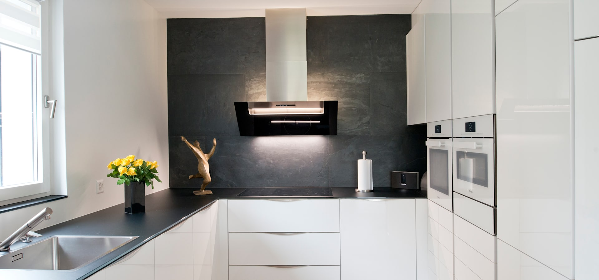 Individuelle Küchen auch auf engstem Raum von inpuncto Küchen GmbH ... | {Individuelle küchen 25}