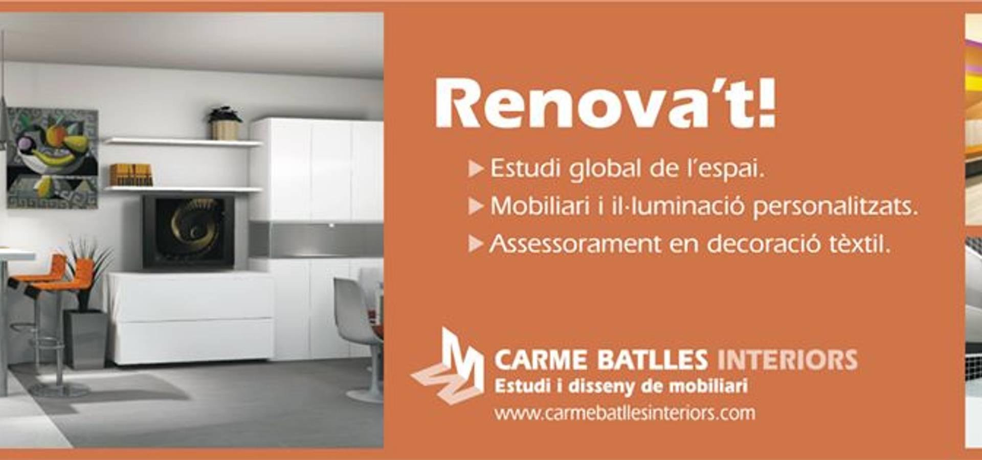 estudi i disseny de mobiliari