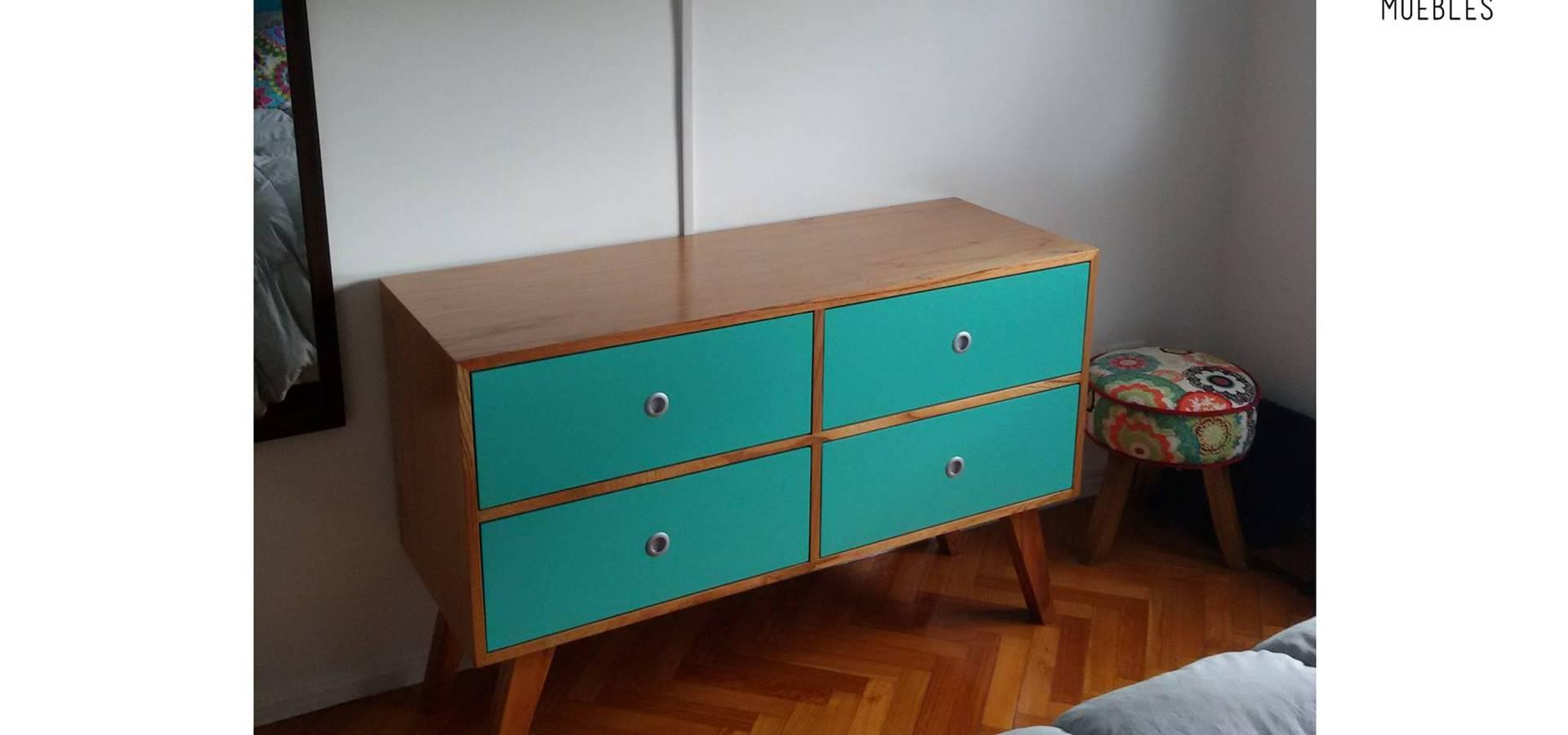 Comoda Para So Y Mesas De Luz De Equilibrio Muebles Homify # Muebles Equilibrio