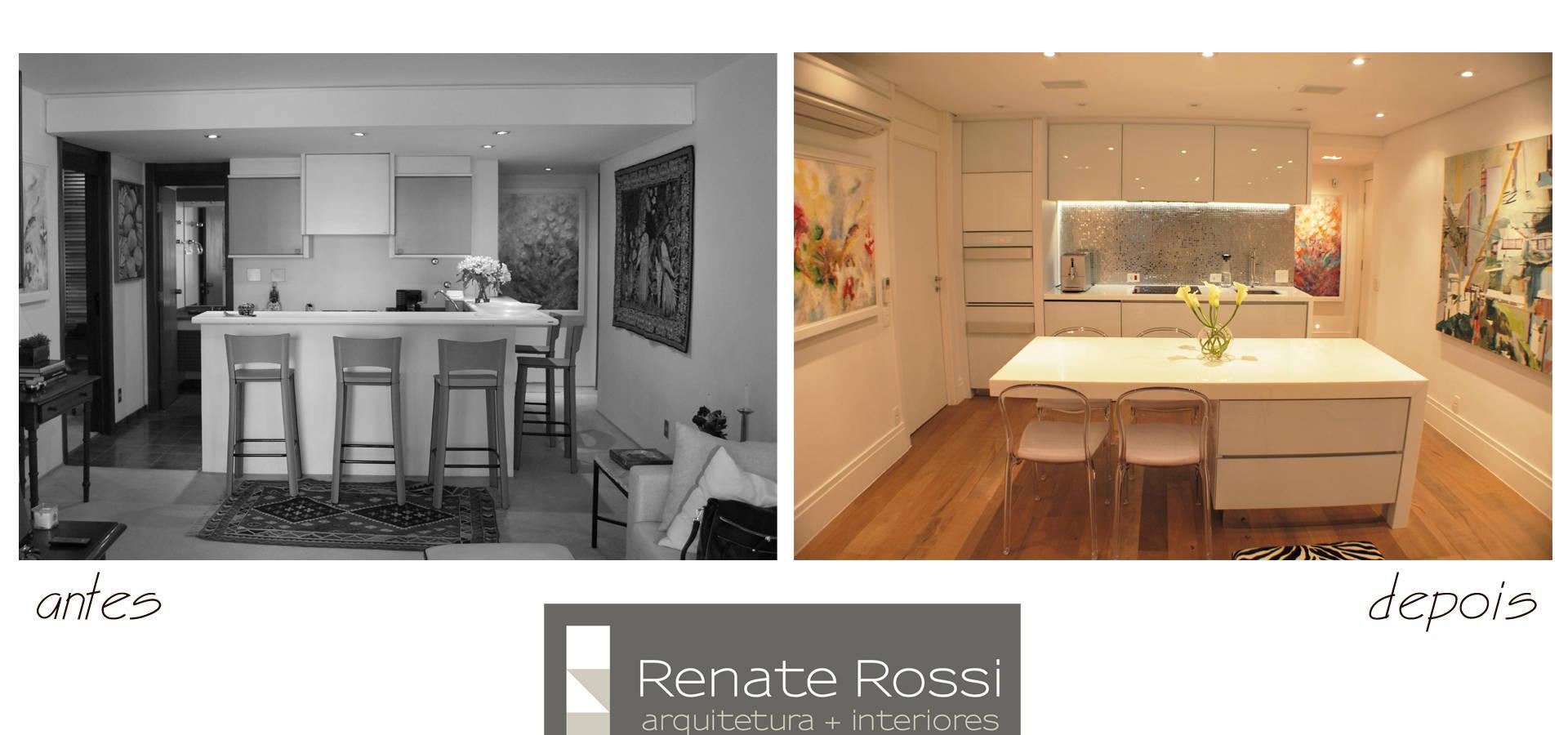 Renate Rossi Arquitetura + Interiores