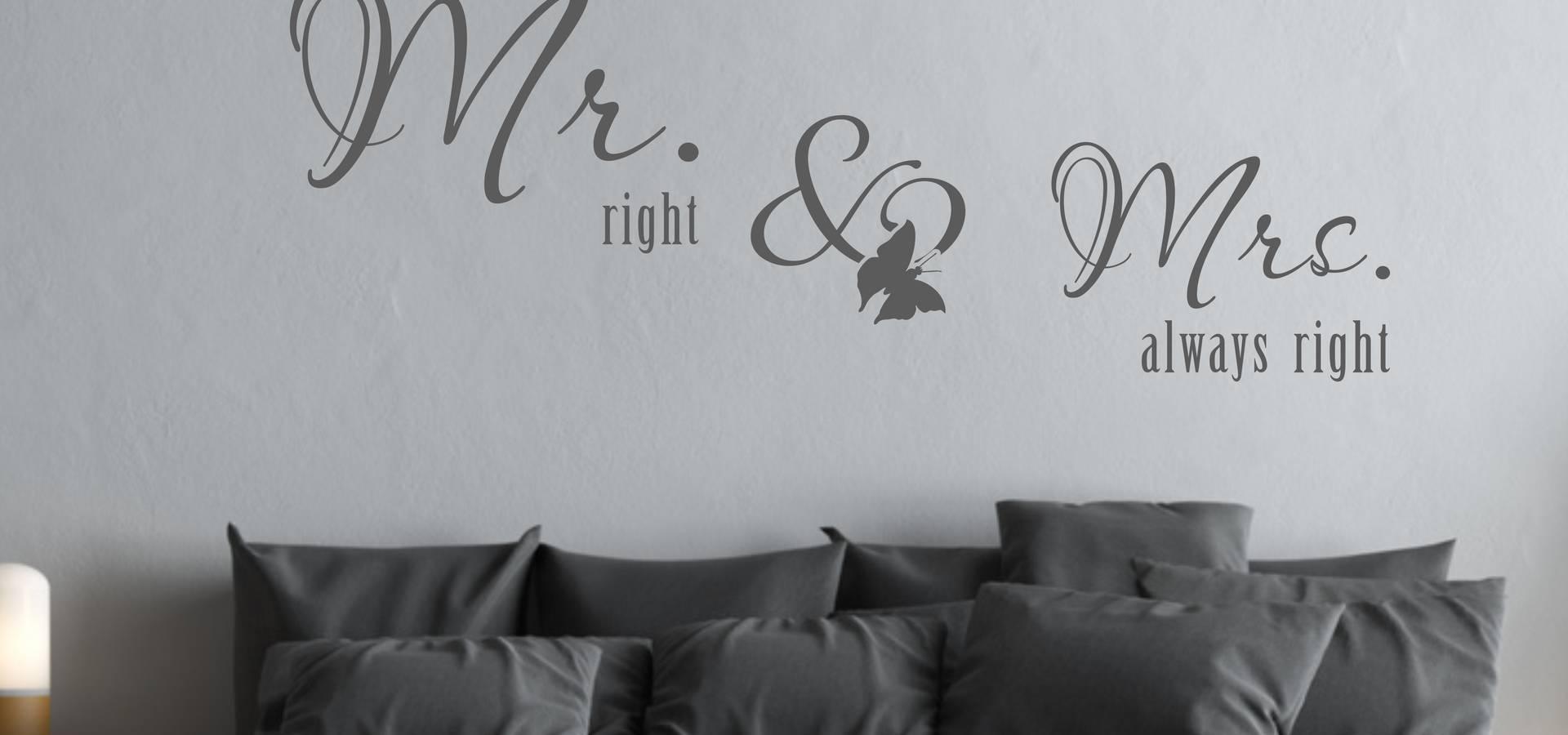 Bezaubernd Wandtattoo Anbringen Ideen Von Livingstyle Und Wanddesign