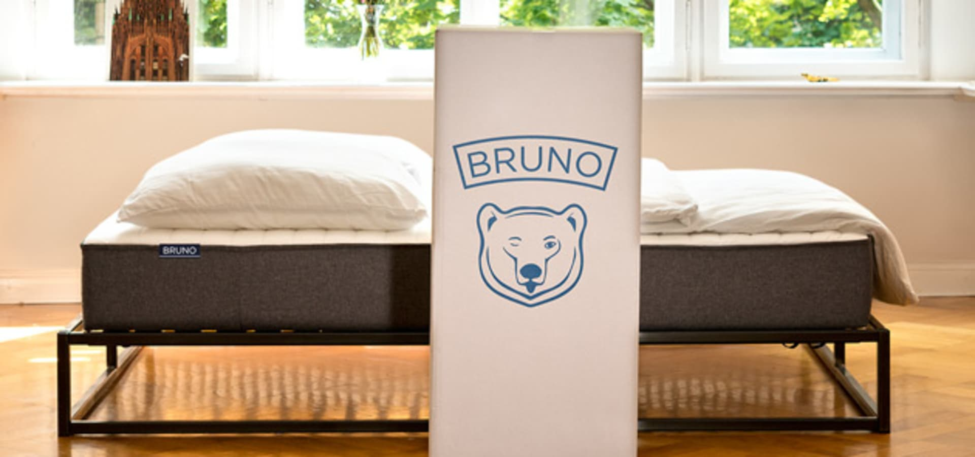 bruno matelas le matelas bruno en situation dans sa. Black Bedroom Furniture Sets. Home Design Ideas