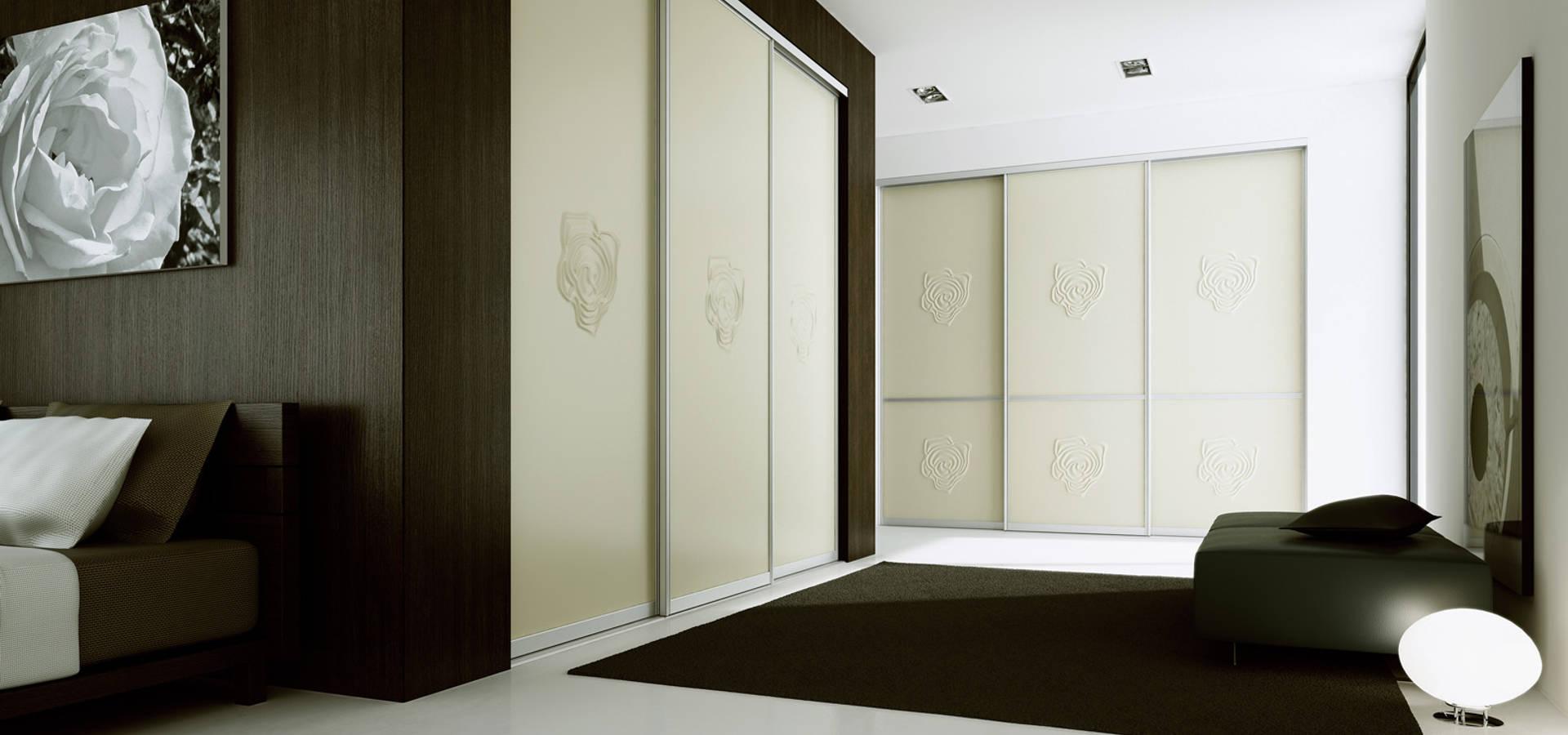 begehbare kleiderschr nke by p m meublement gmbh homify. Black Bedroom Furniture Sets. Home Design Ideas