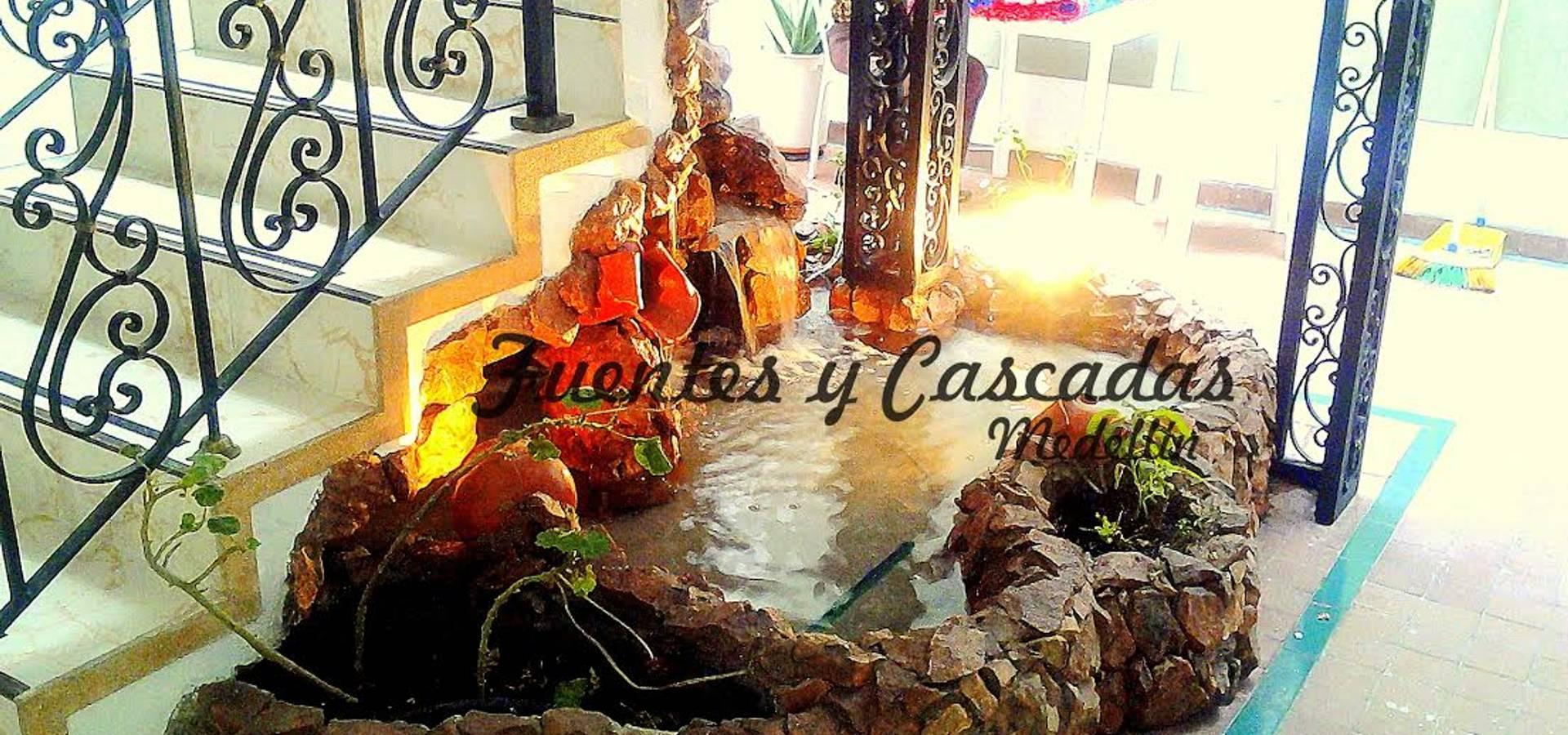 Fuentes y Cascadas Medellin
