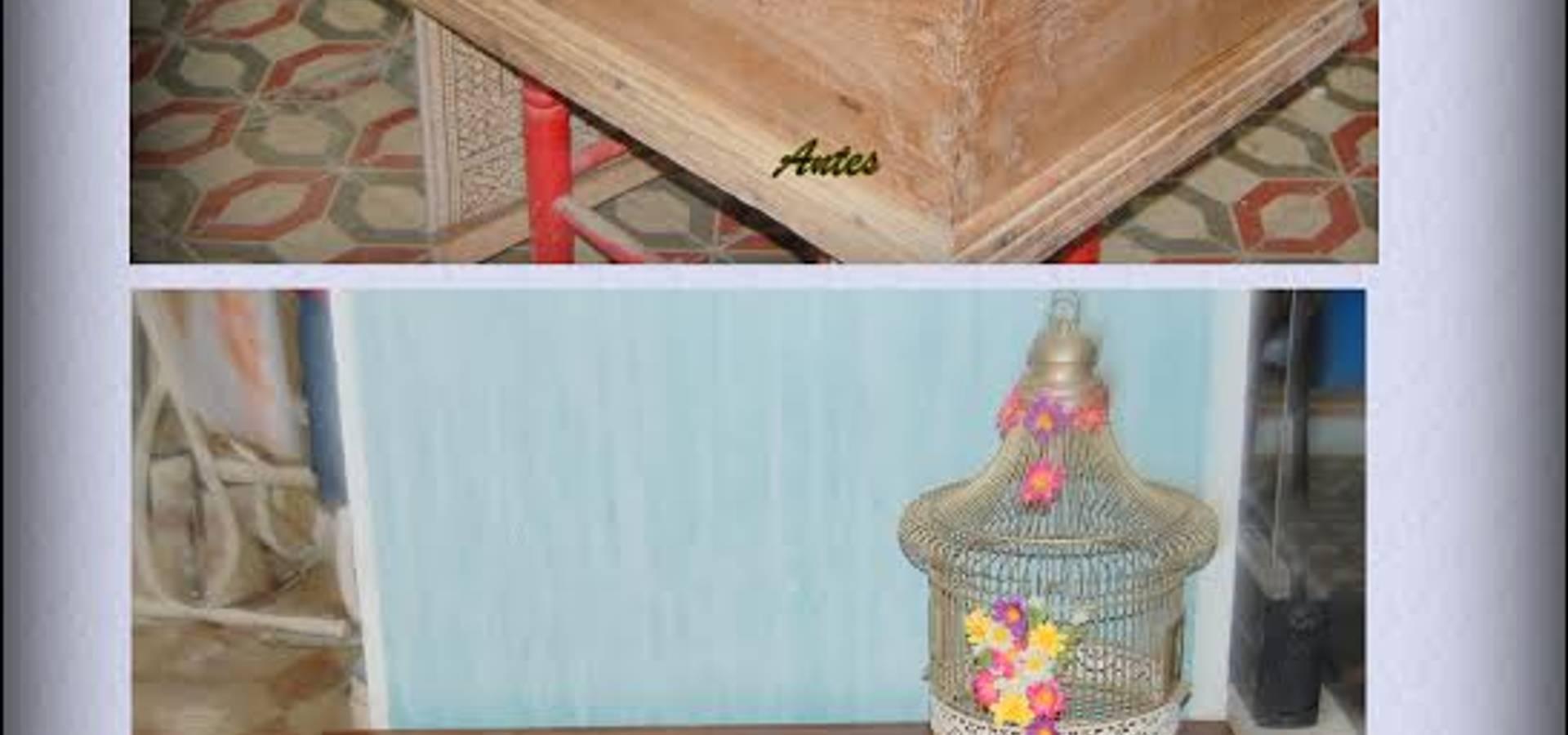 Muebles Reciclados Albentosa De Muebles Reciclados Albentosa Homify # Muebles Reiclados