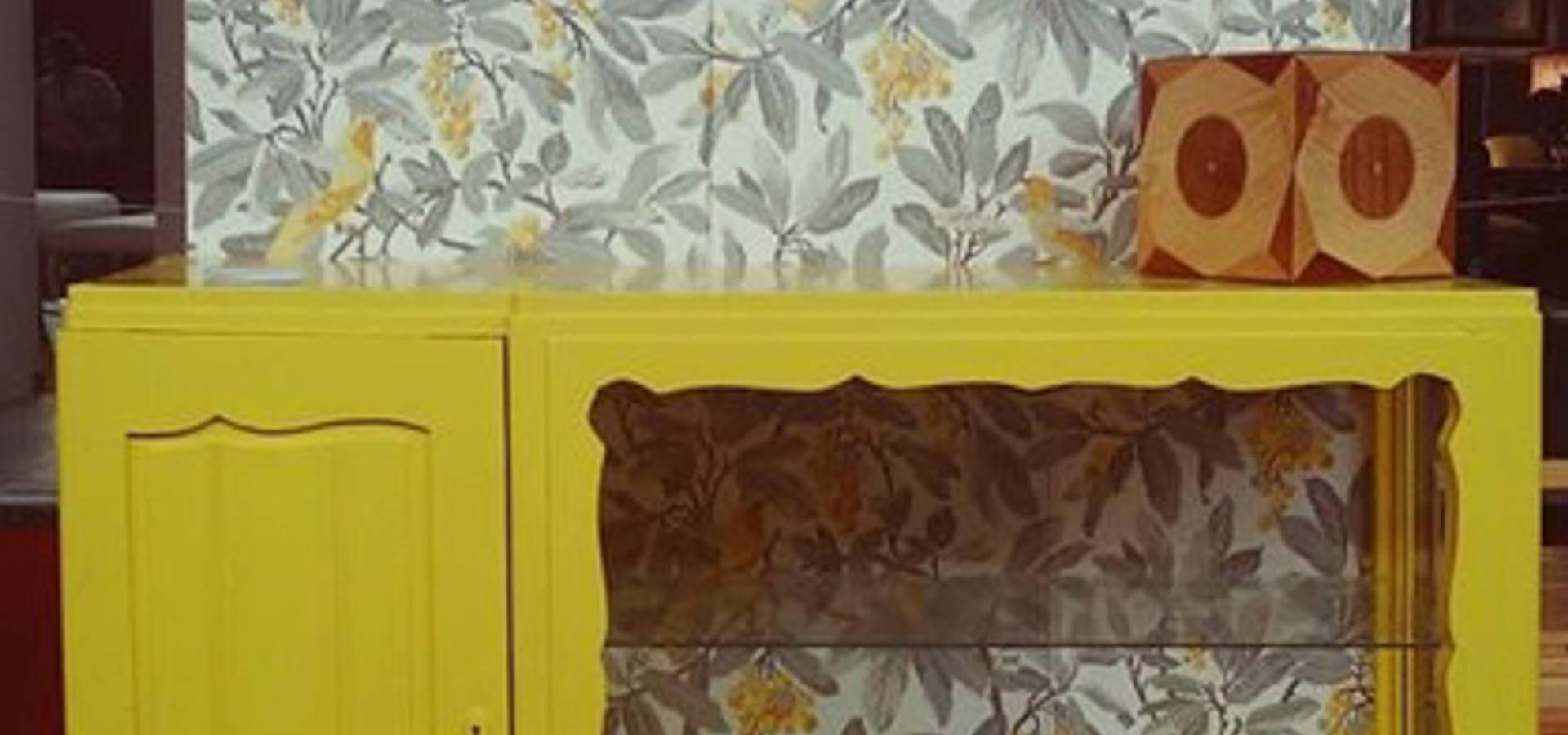 Saudade – Restyling de mobiliário