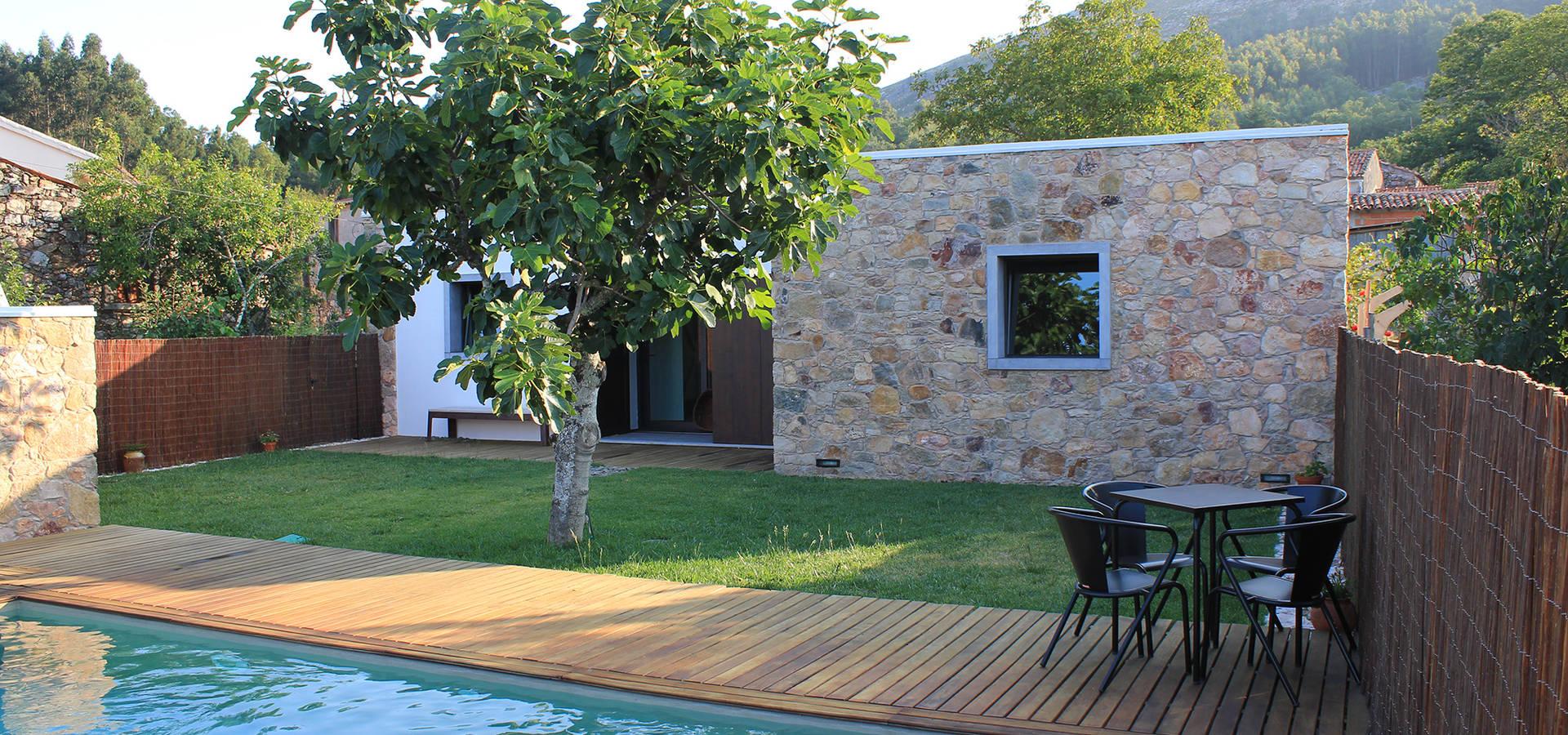 Uma casa portuguesa ferraria de s o jo o por uma casa for Homify casas
