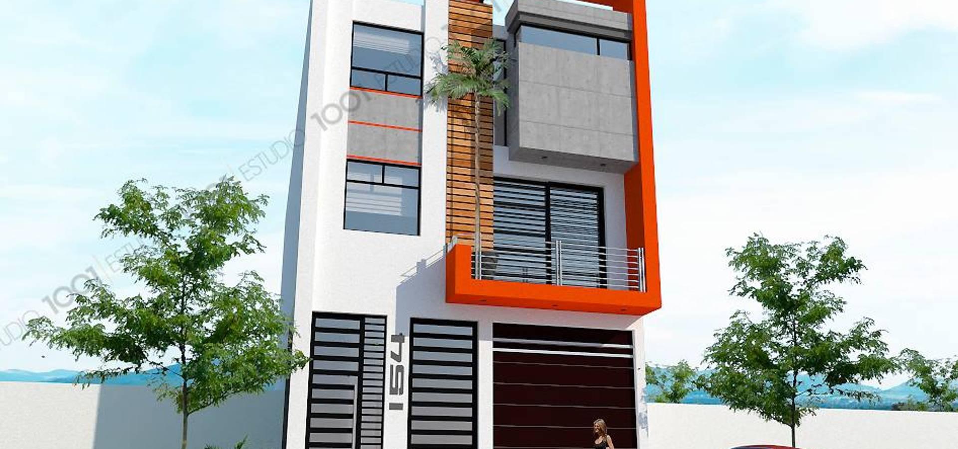 1001 ESTUDIO / Arquitectura