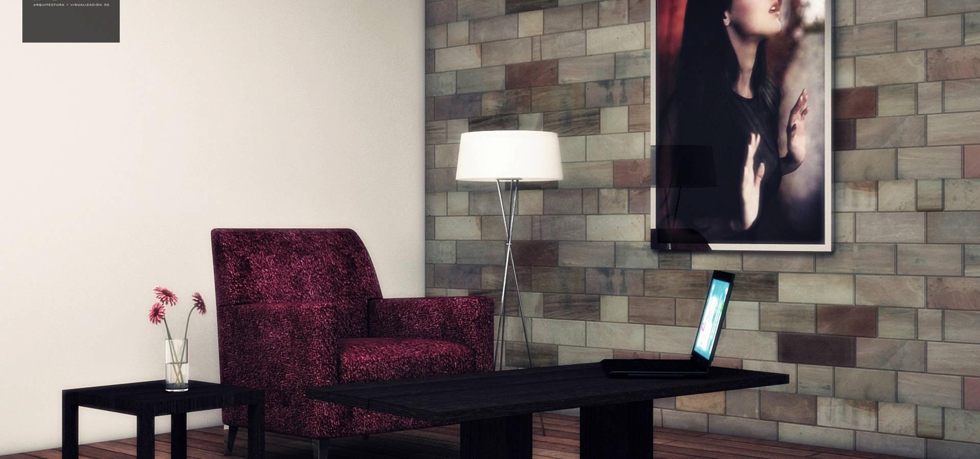 BOHM arquitectura + visualización 3d