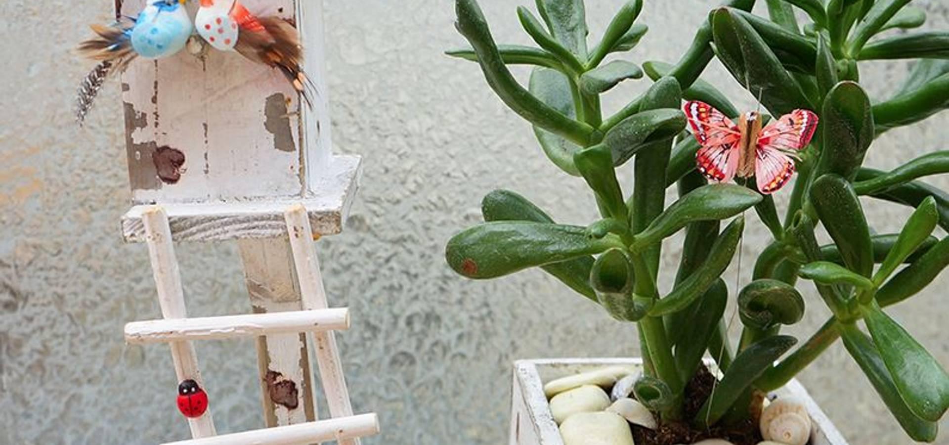 ÇiçekveBahçe Bitki Tasarım Atölyesi