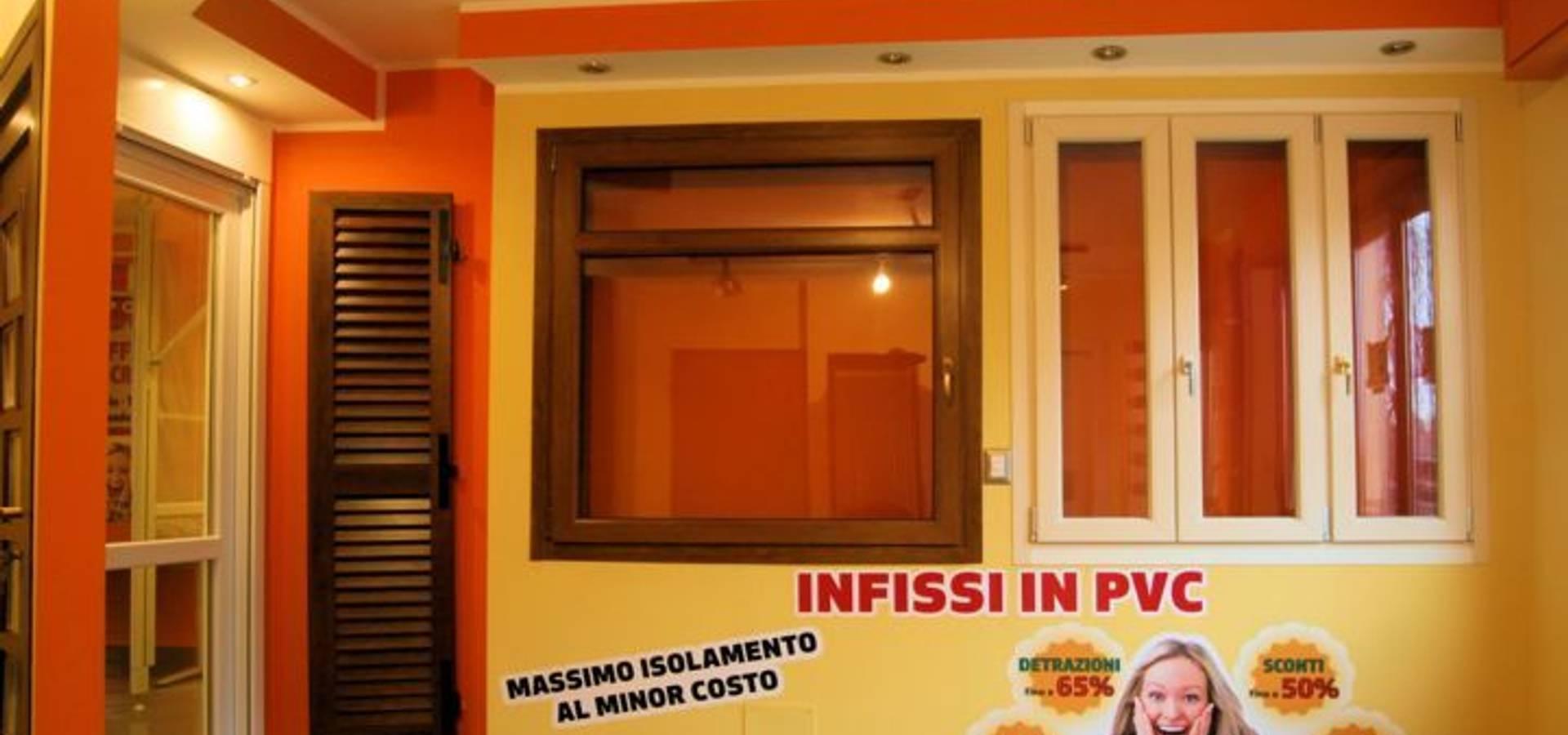 Torino finestre e porte finestre a grugliasco homify - Orvi porte e finestre ...