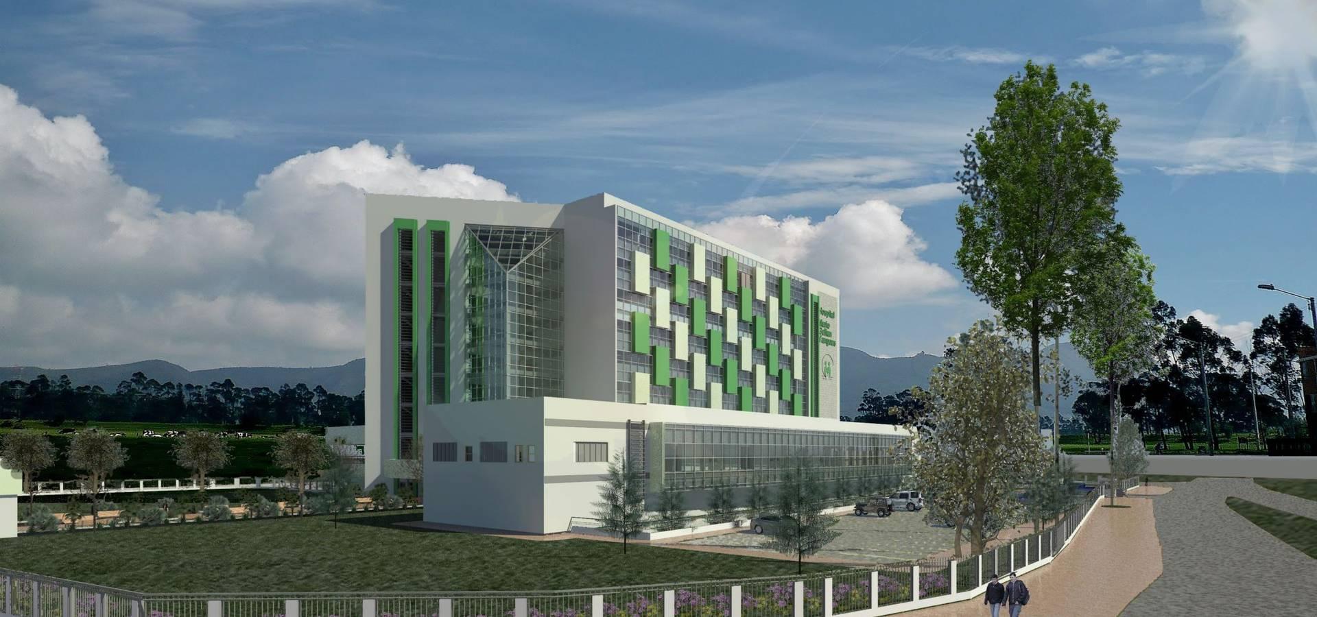 Mas Arquitectura Hospitalaria S.A.S-