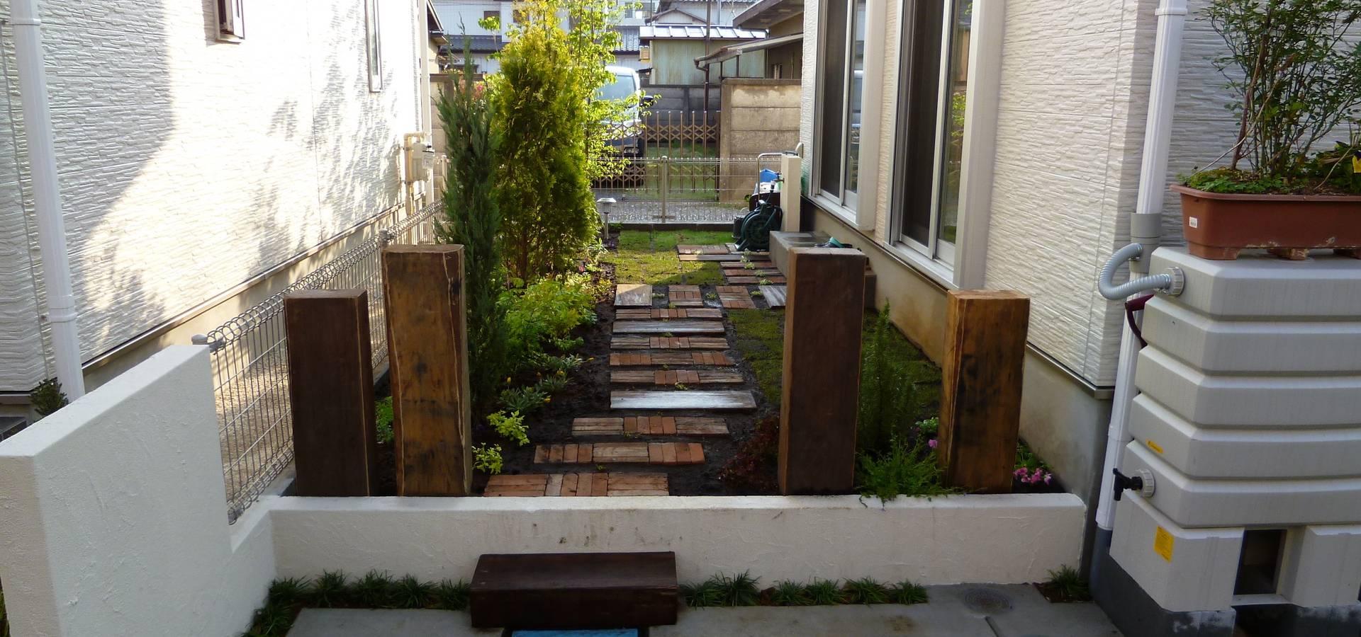 パサニアガーデン うさぎの庭