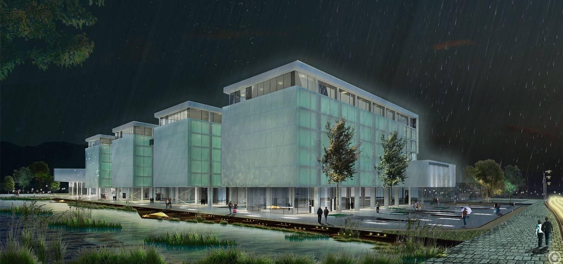 WOW Visualización Arquitectónica
